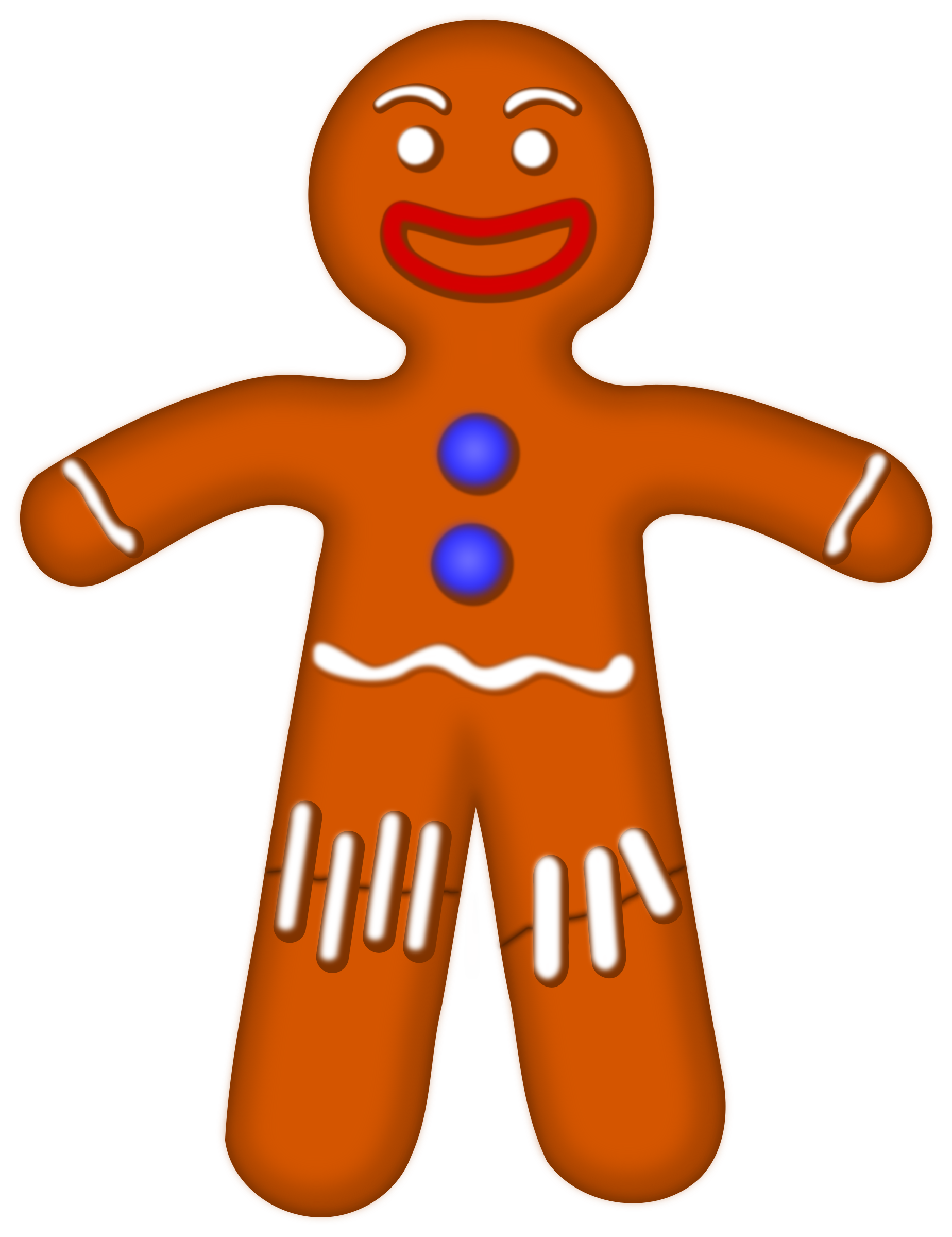 gingerbread man by jarda