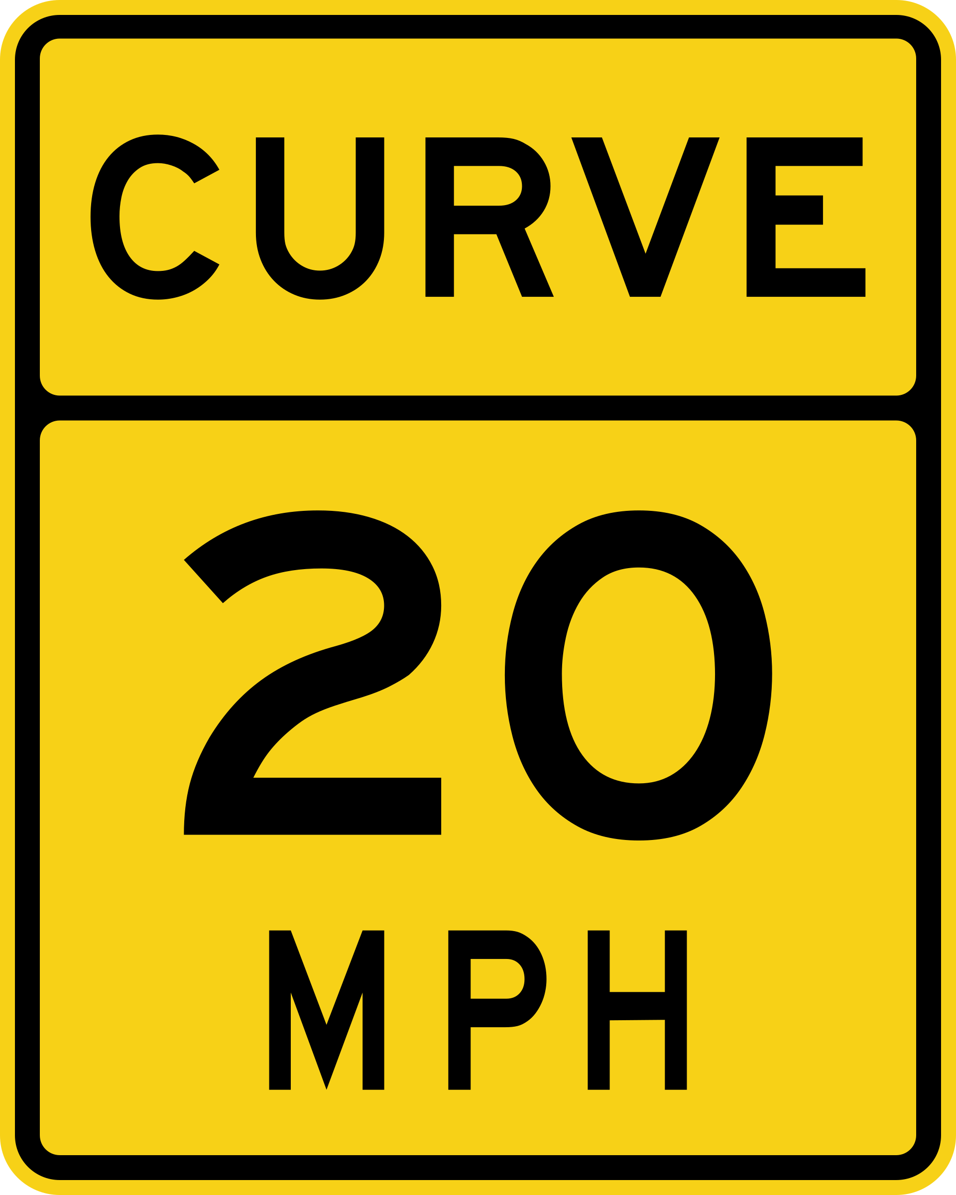 Curve Speed 20 by Rfc1394
