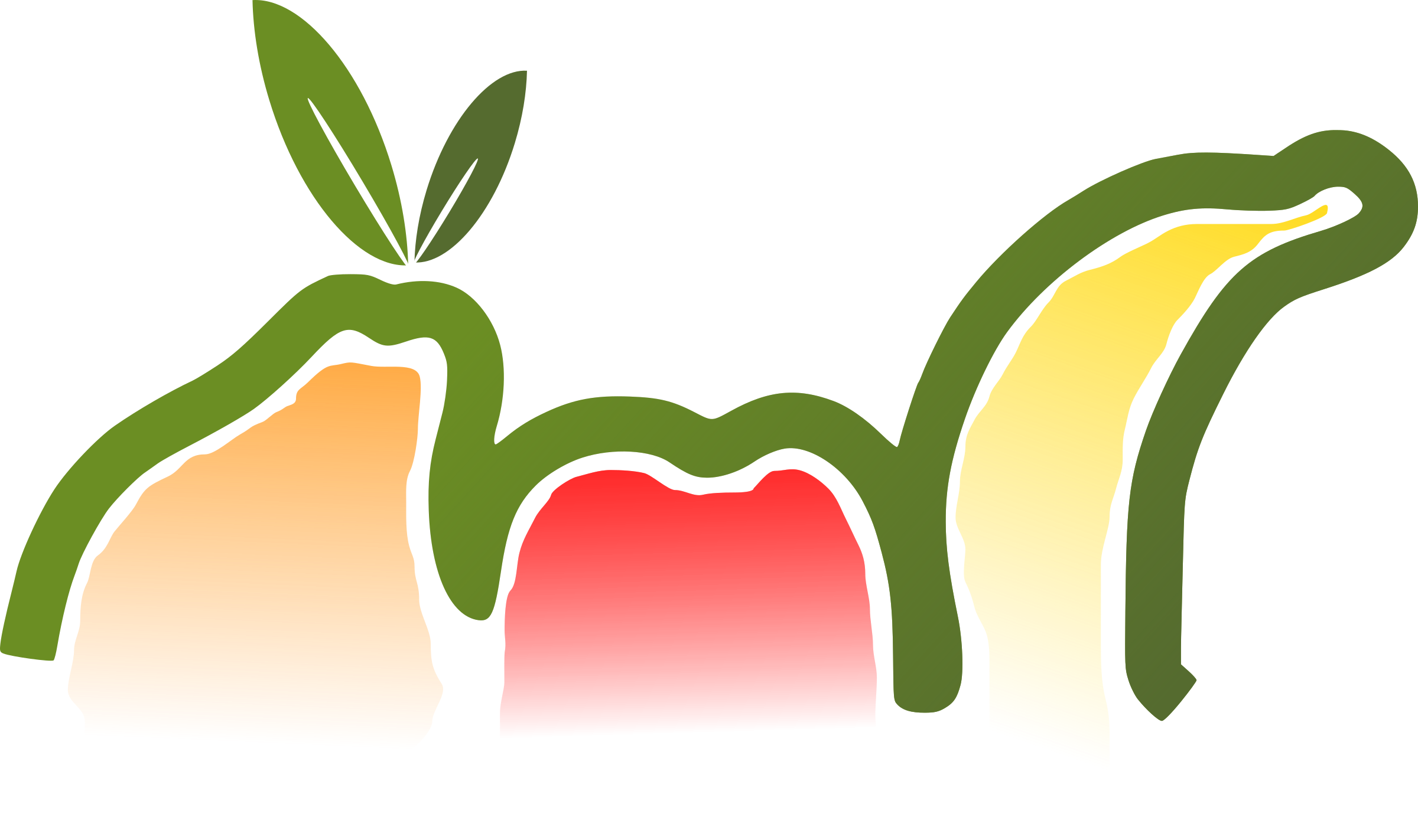 Clipart - Fruit
