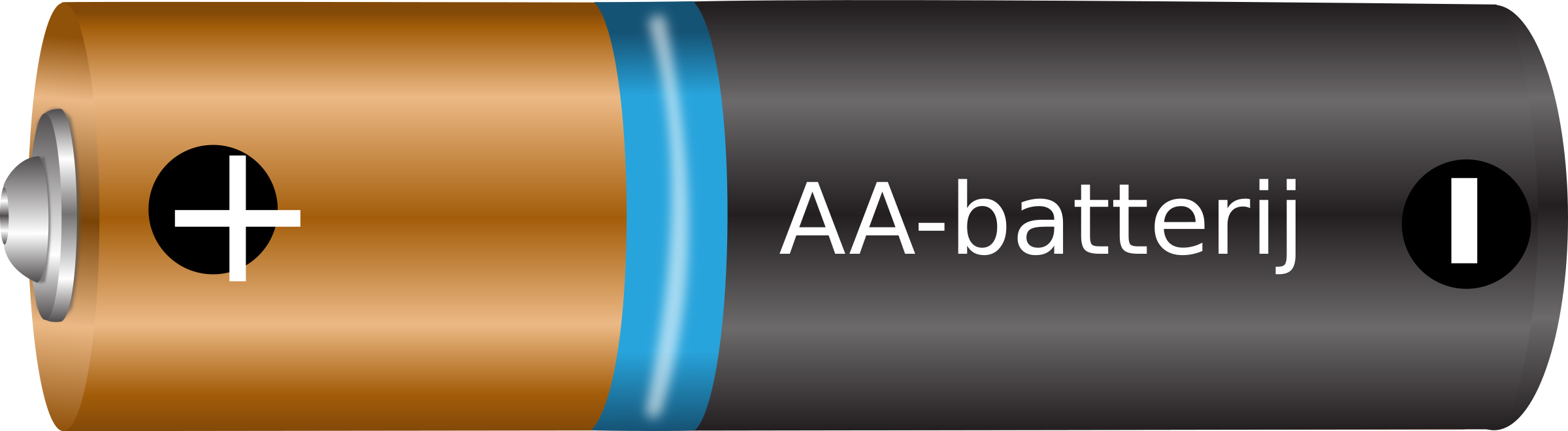 AA-battery by Iyo