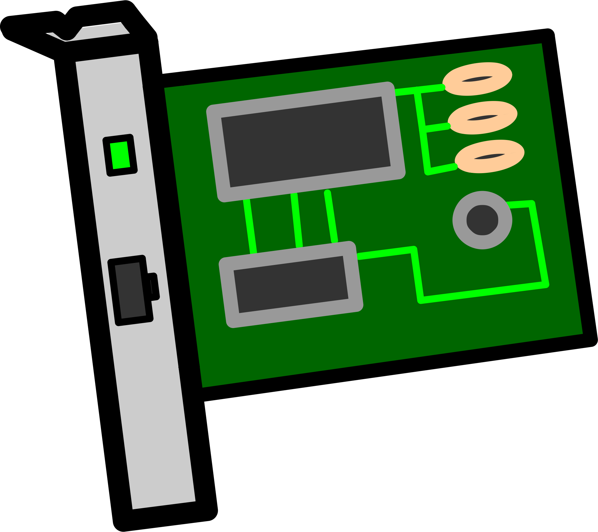 Network Interface Card by witcombem