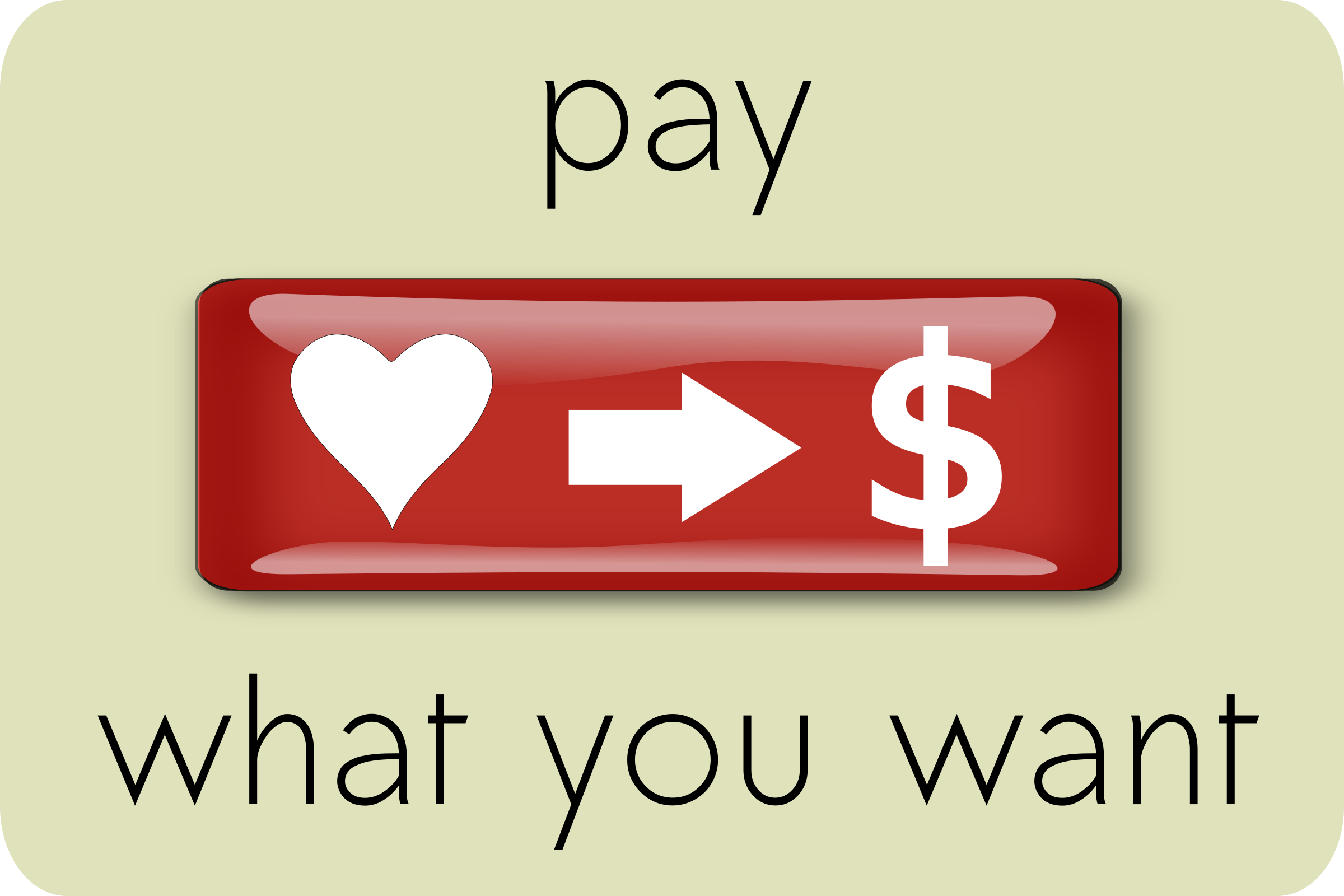 Pay What You Want (3) by ephemeralwaves
