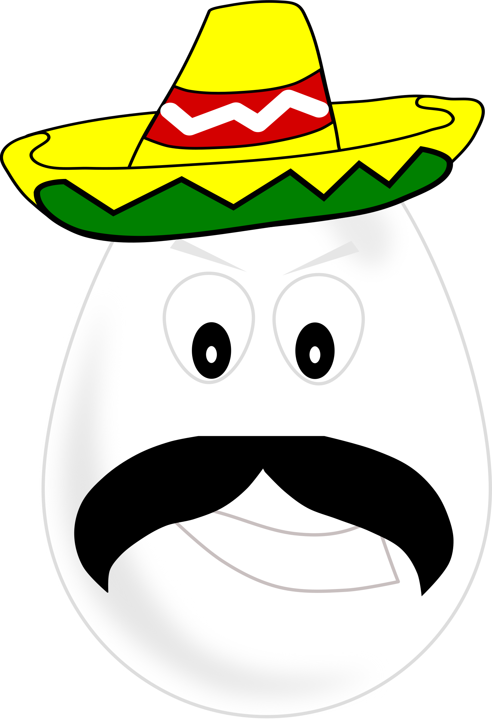 mexican egg by artbejo