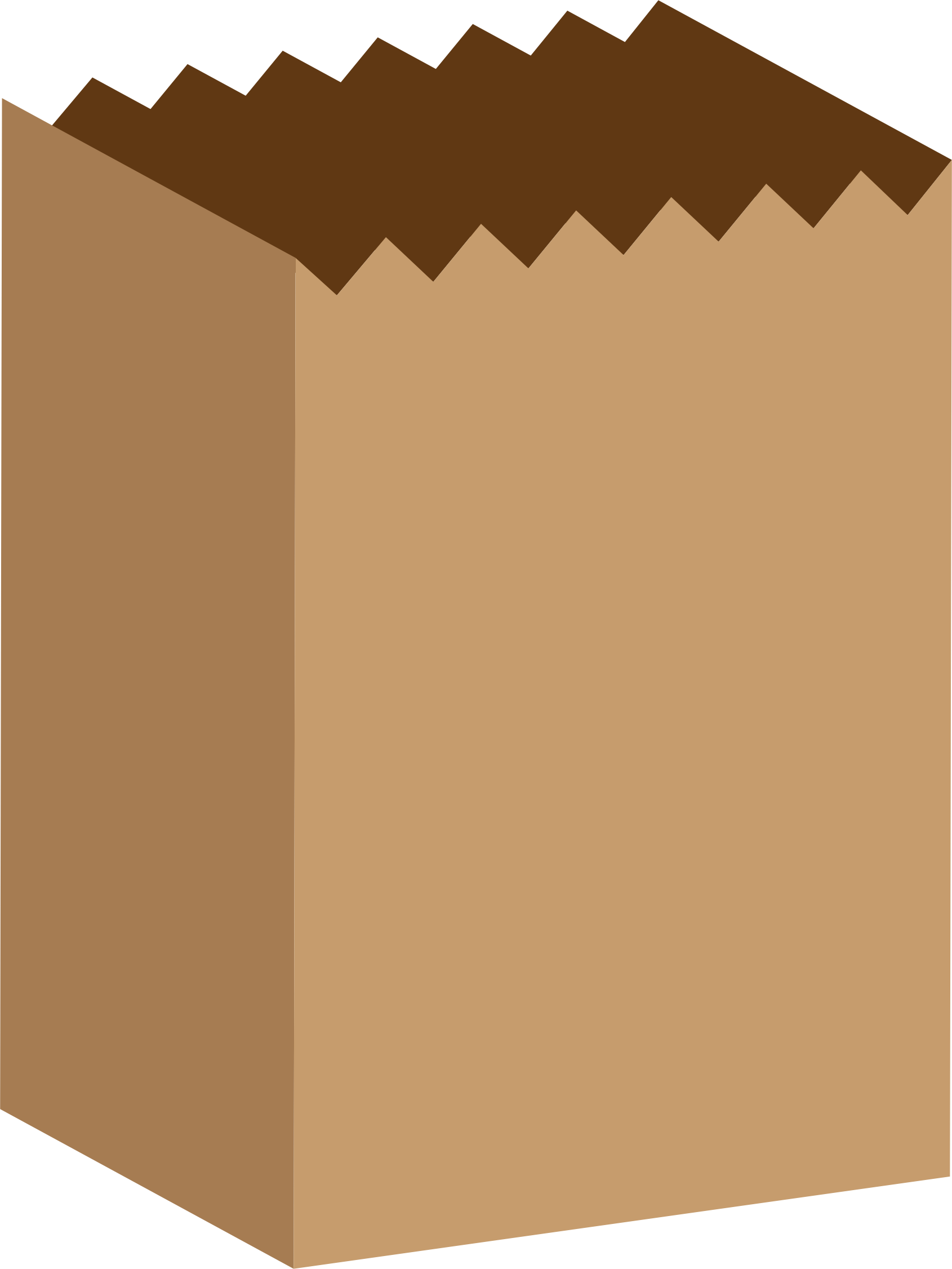 Simple Paper Bag by jgm104
