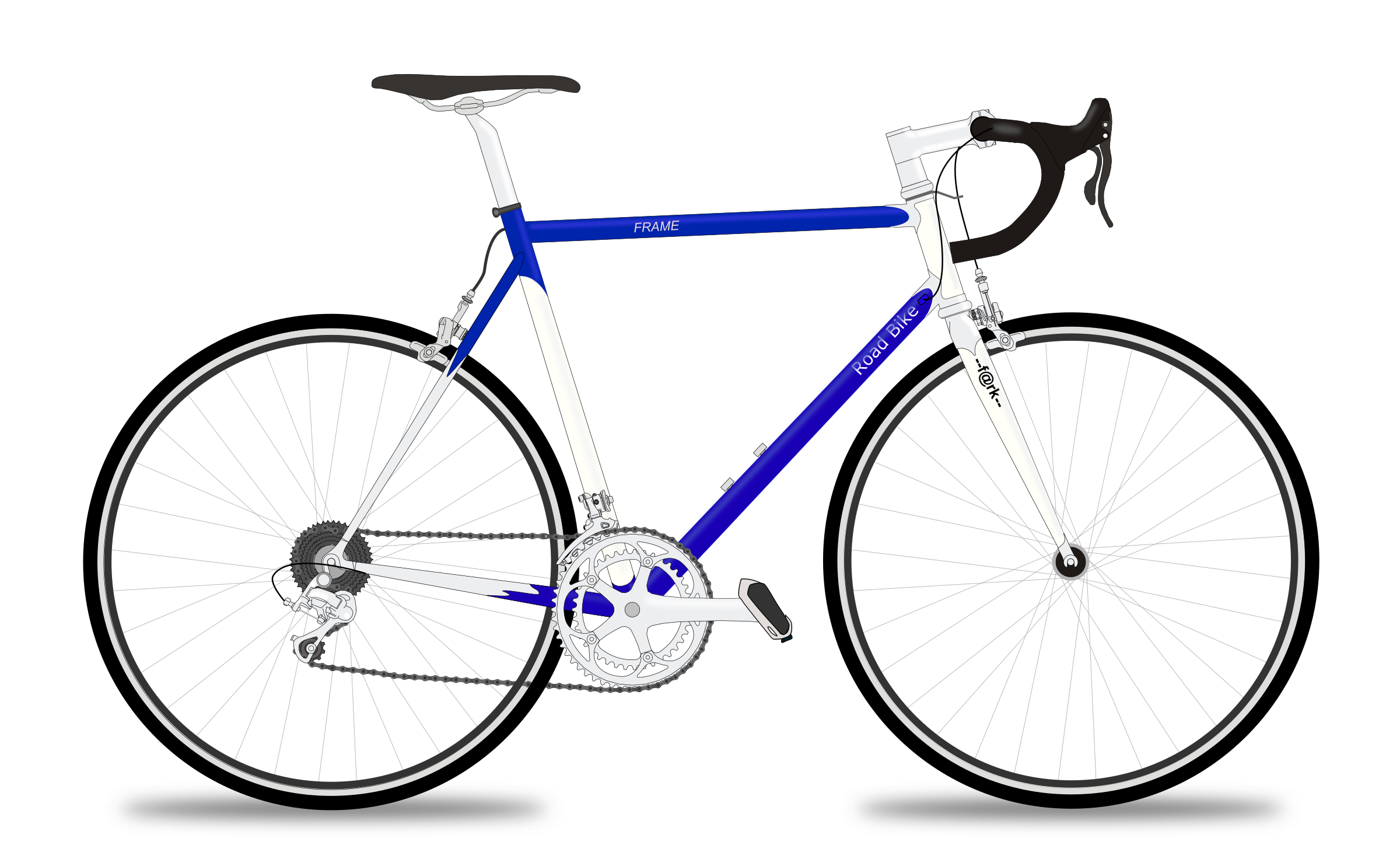 Road Bike by luc