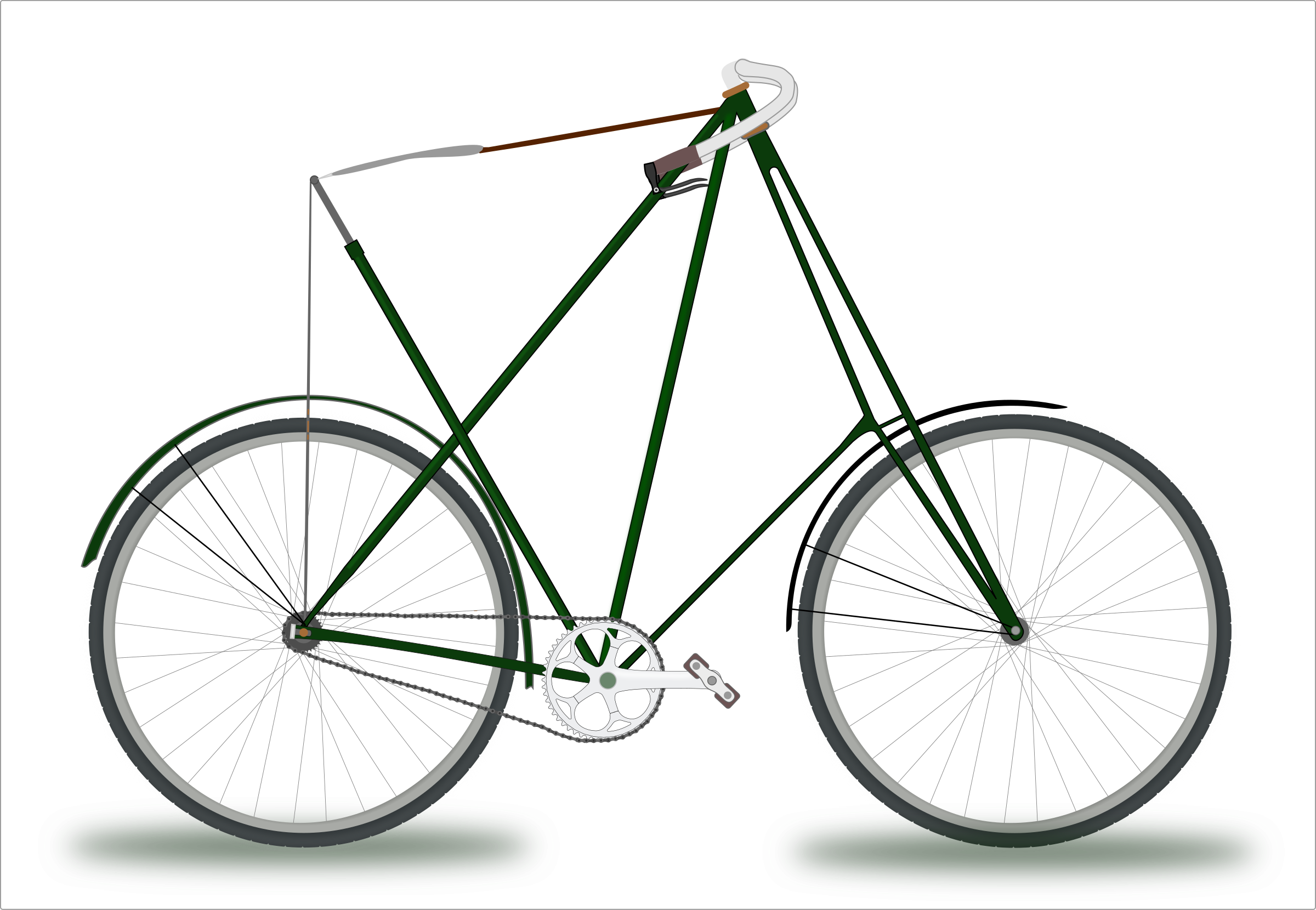 Pedersen Bike by luc