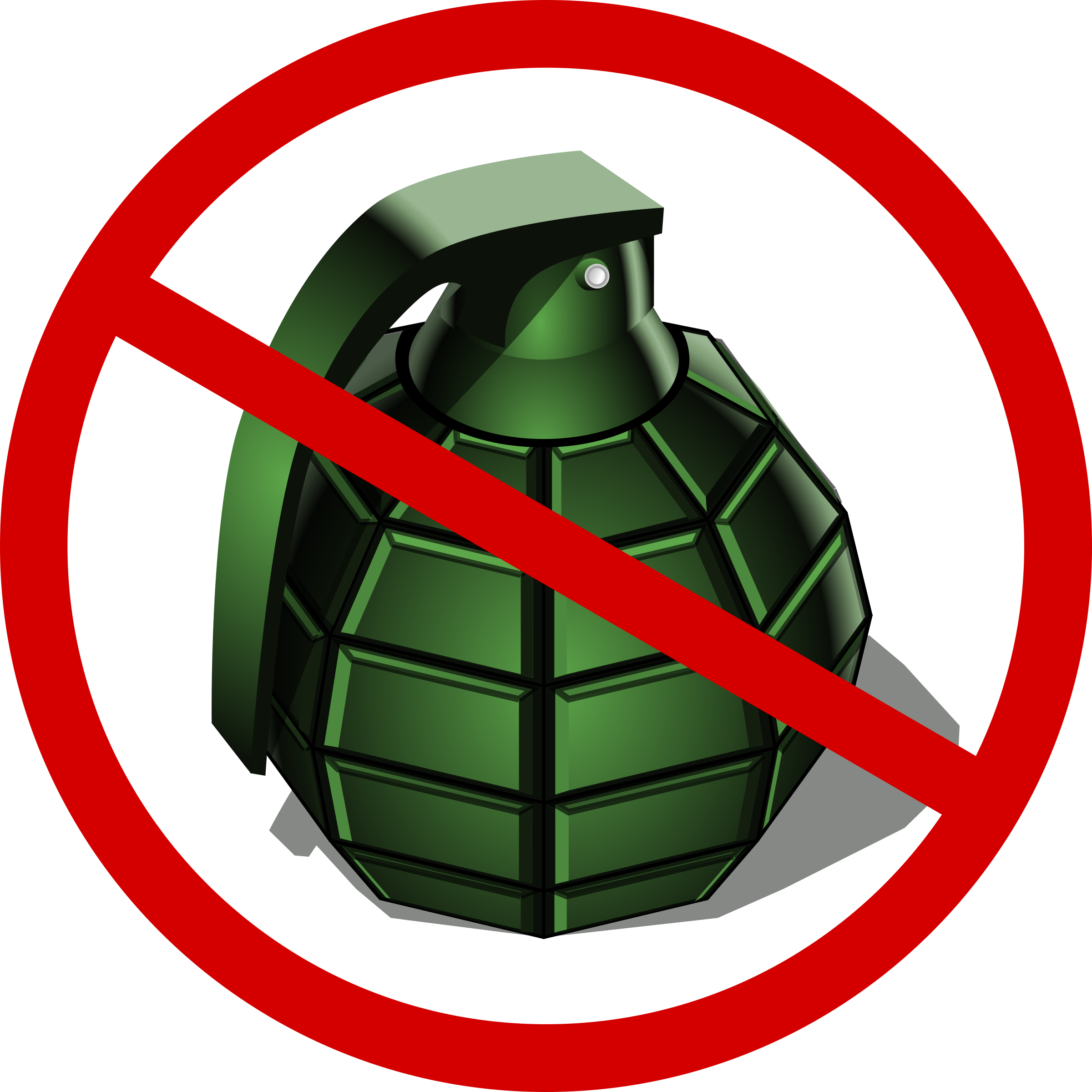 no grenades by Keistutis