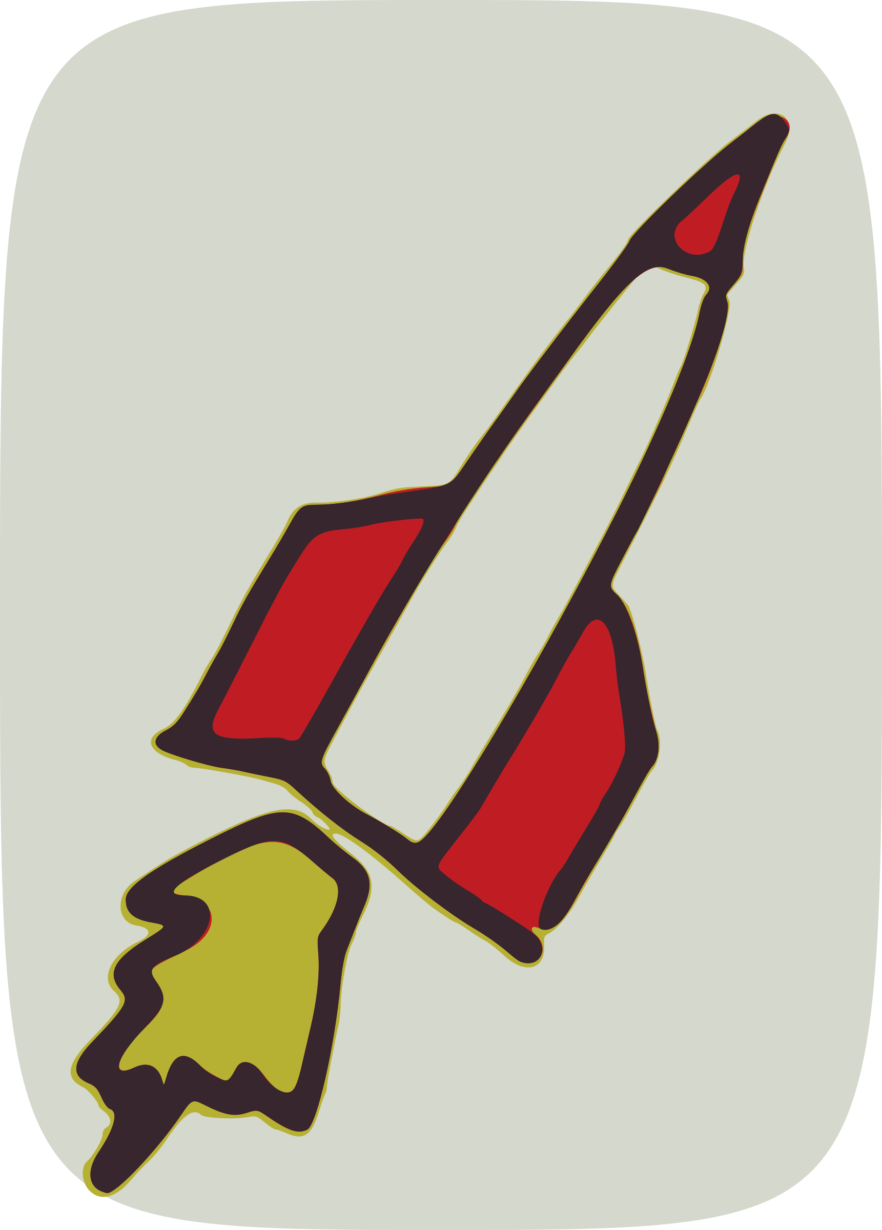 red rocket by global quiz