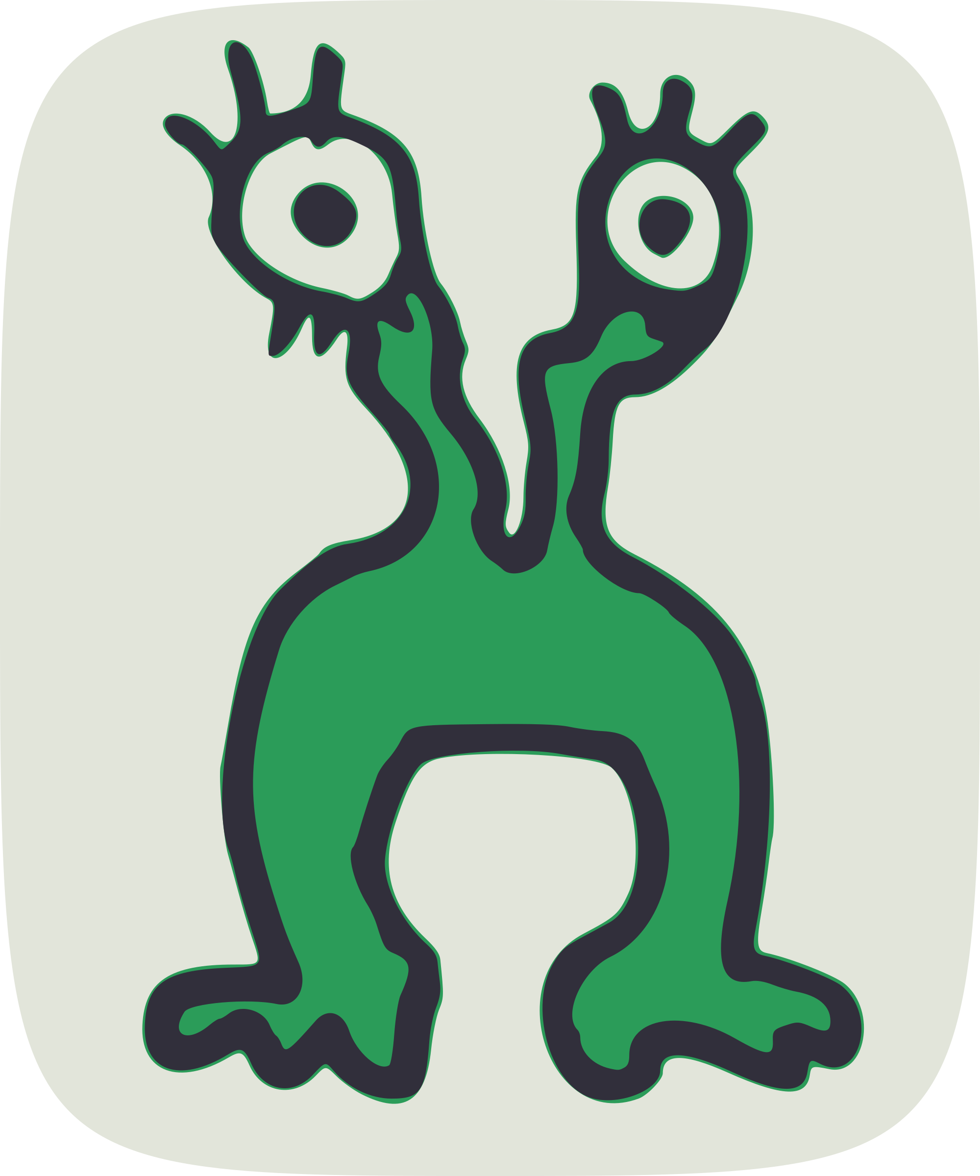 strange monster by global quiz
