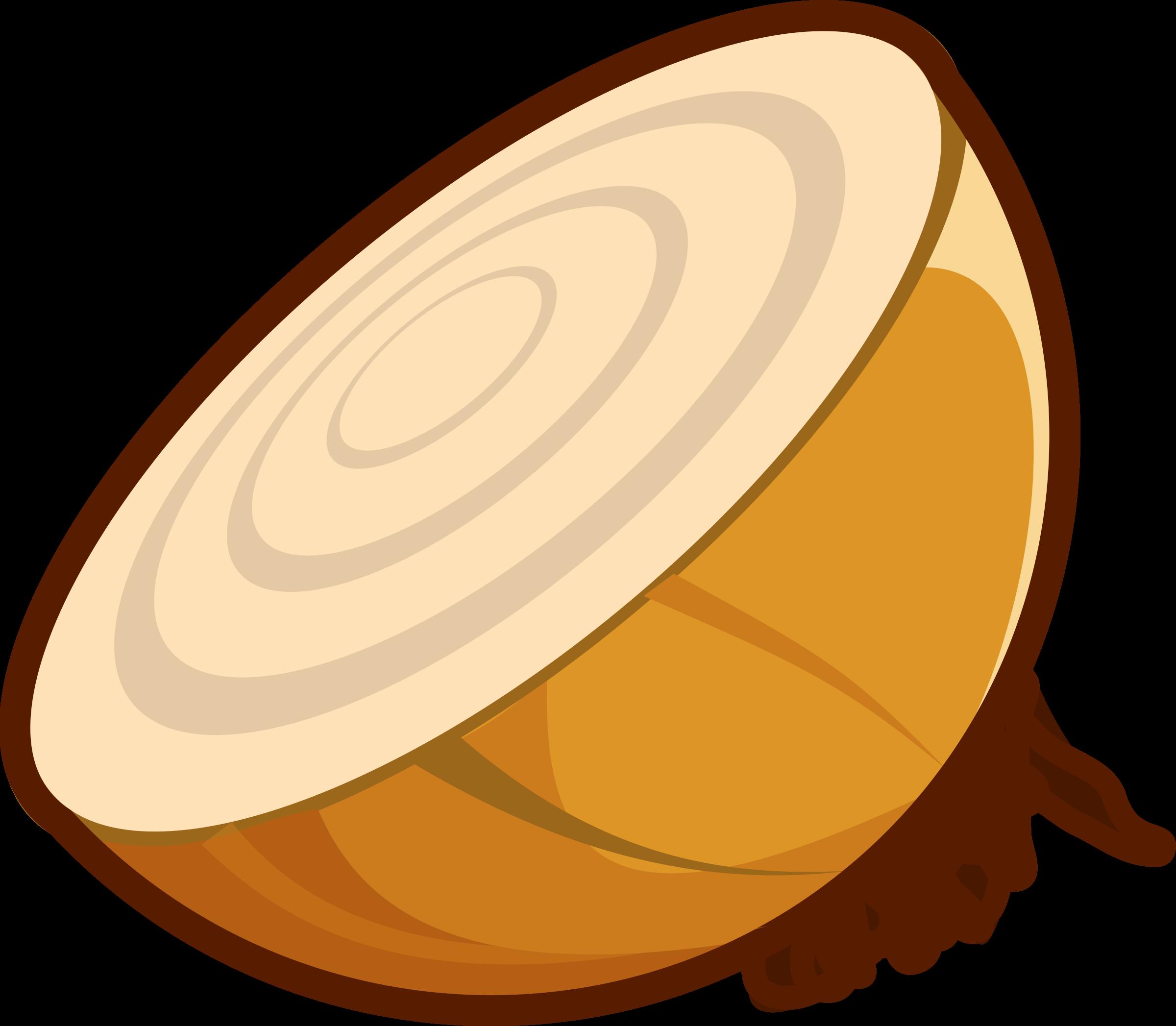 Clipart - cut onion