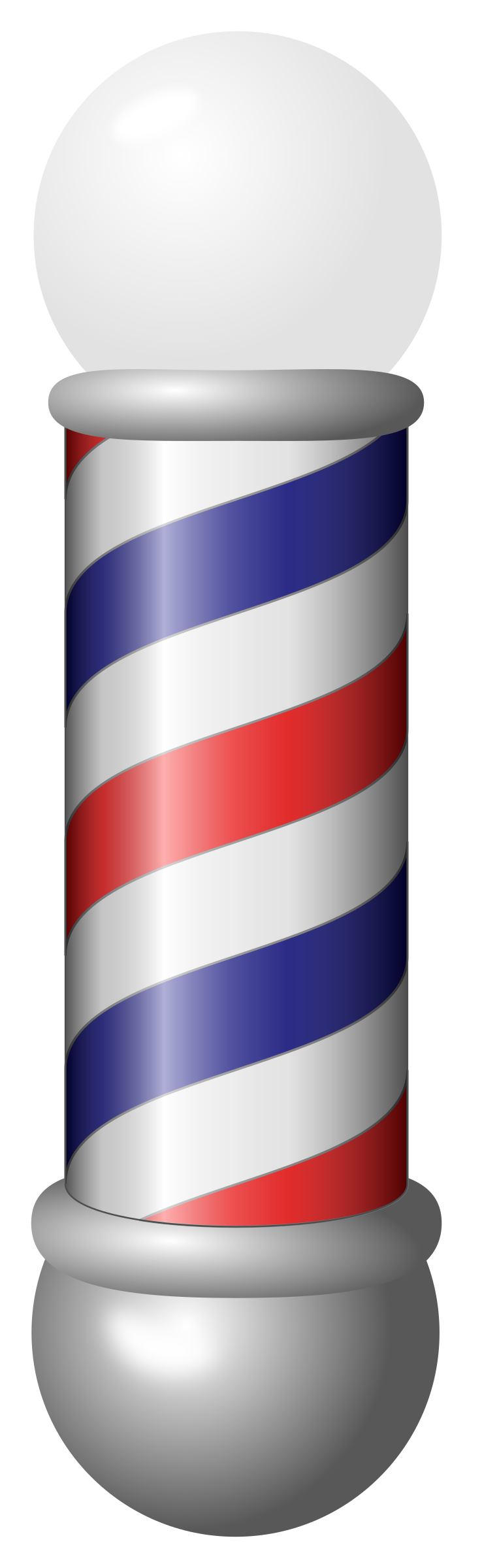 barber pole by jarda