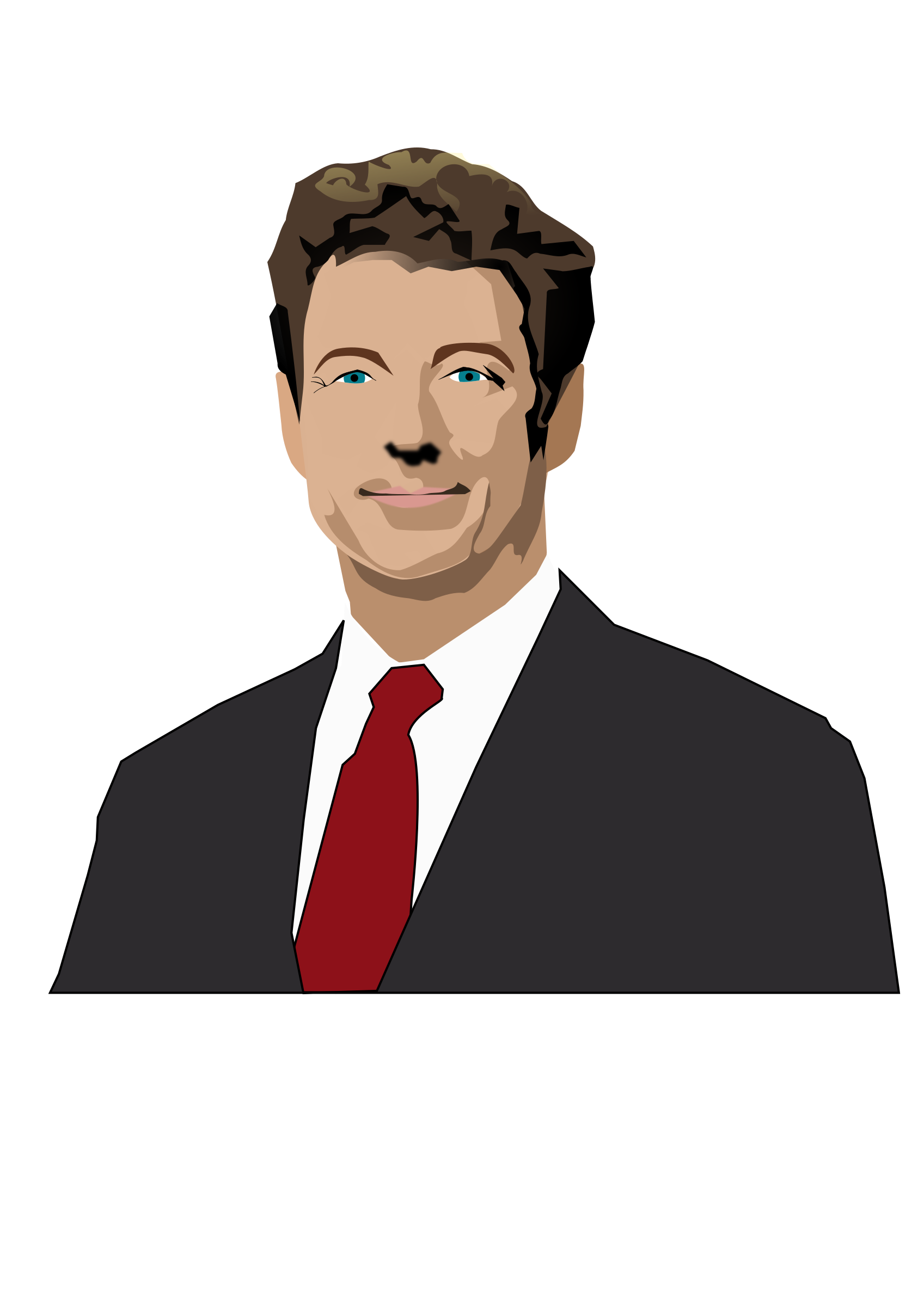Rand Paul by jesseakc