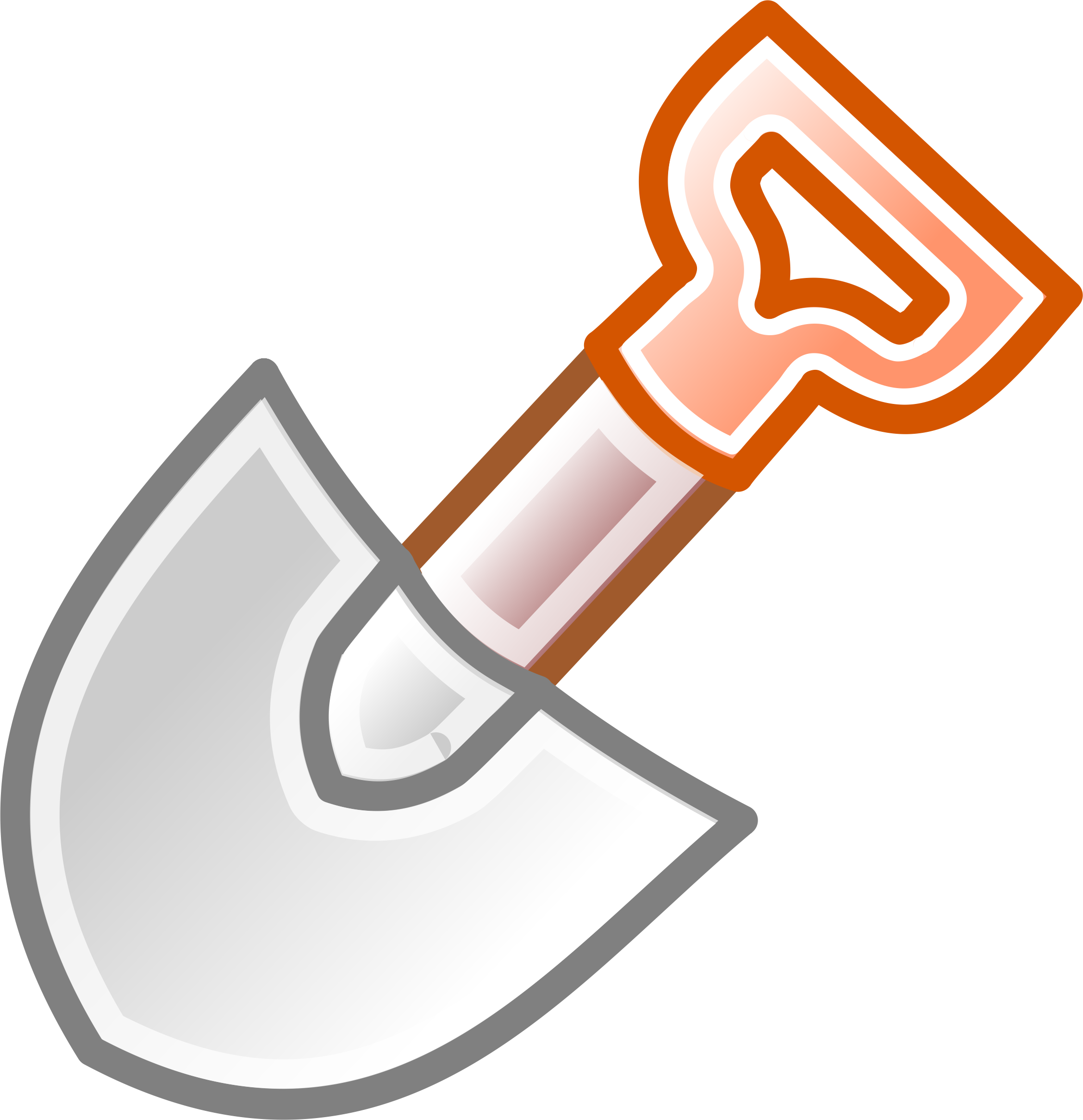 shovel icon by camu72