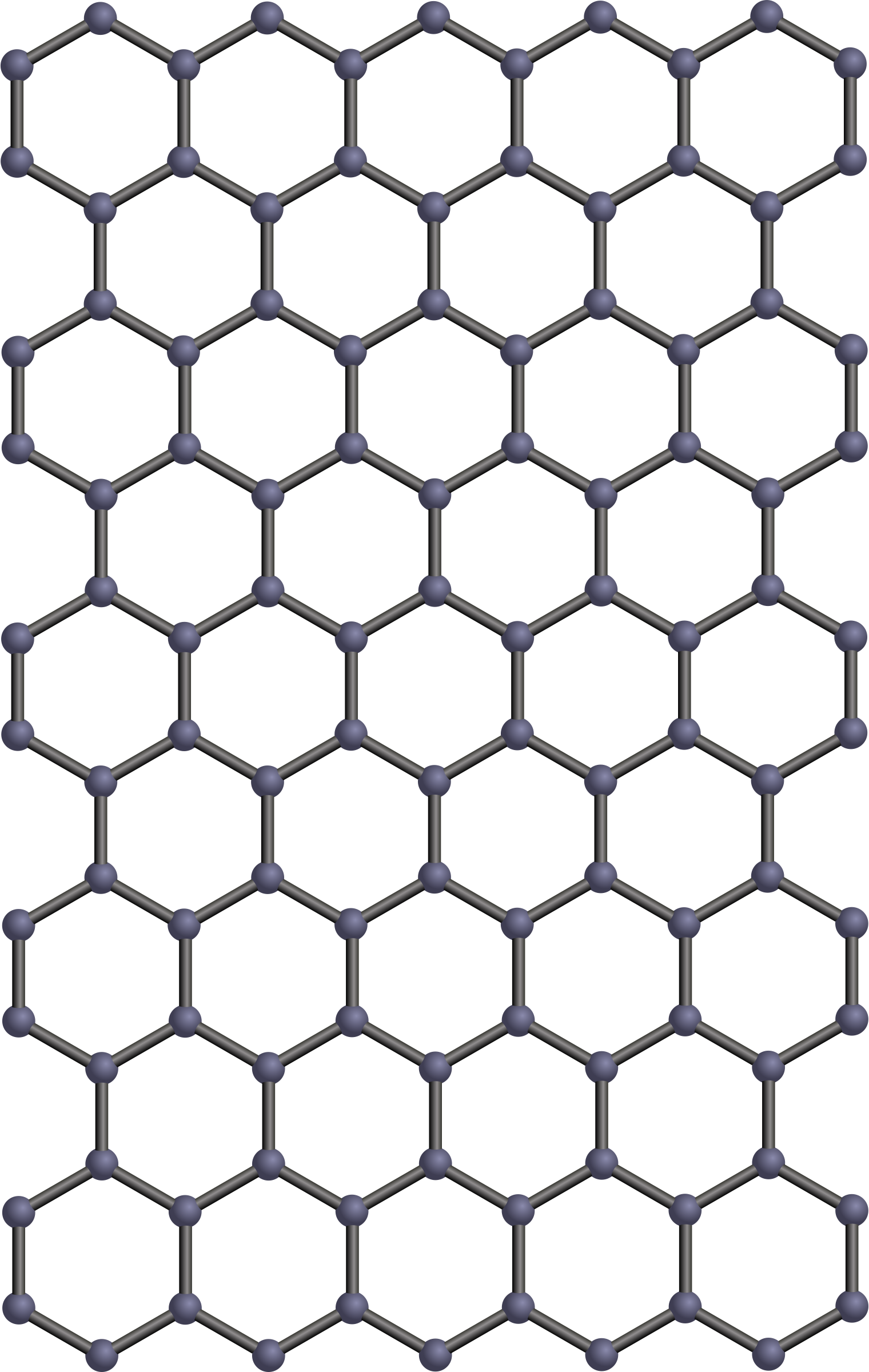 Graphene sheet by J_Alves