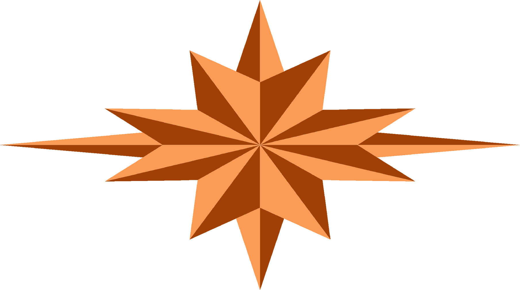 A star logo by lakeside