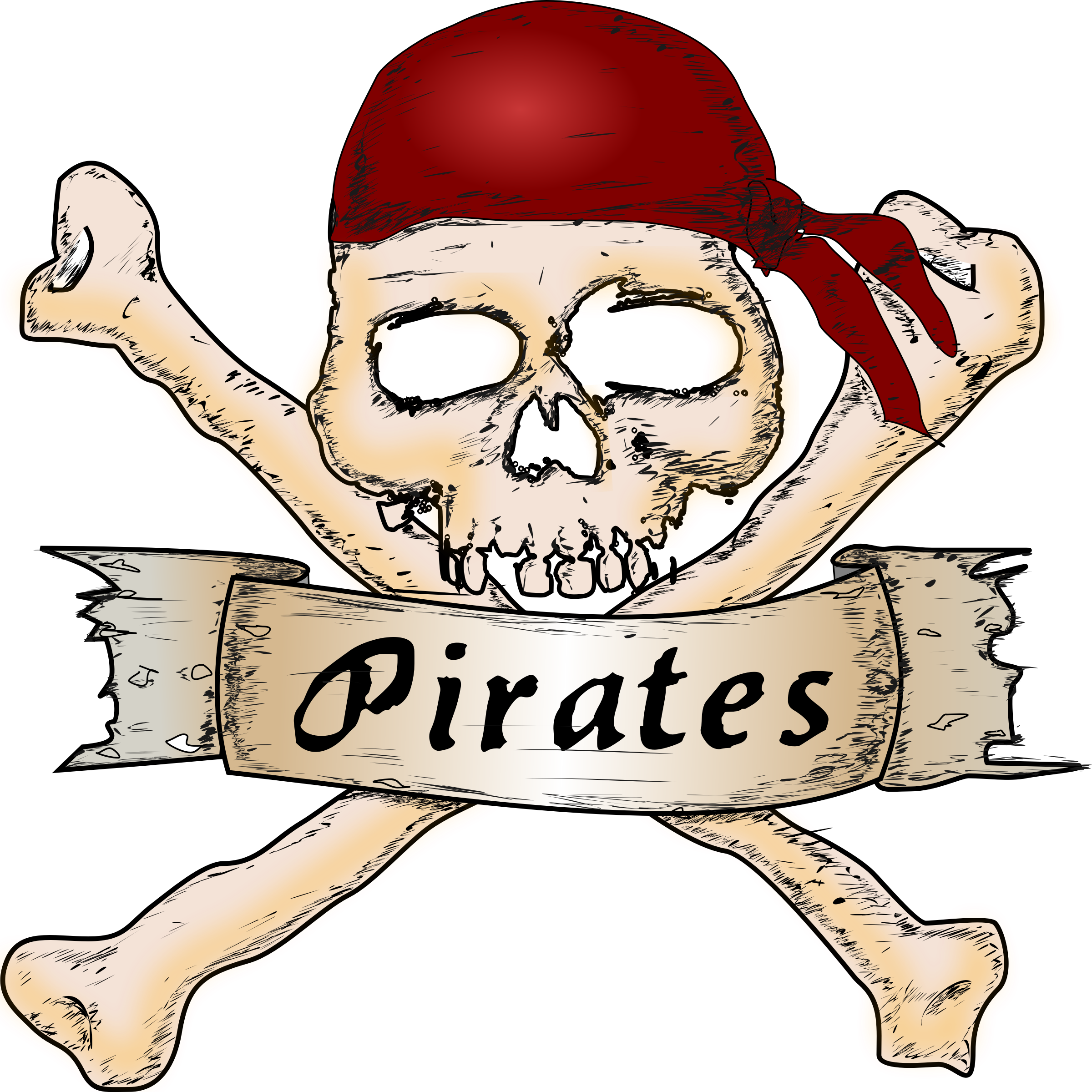 pirates by molumen