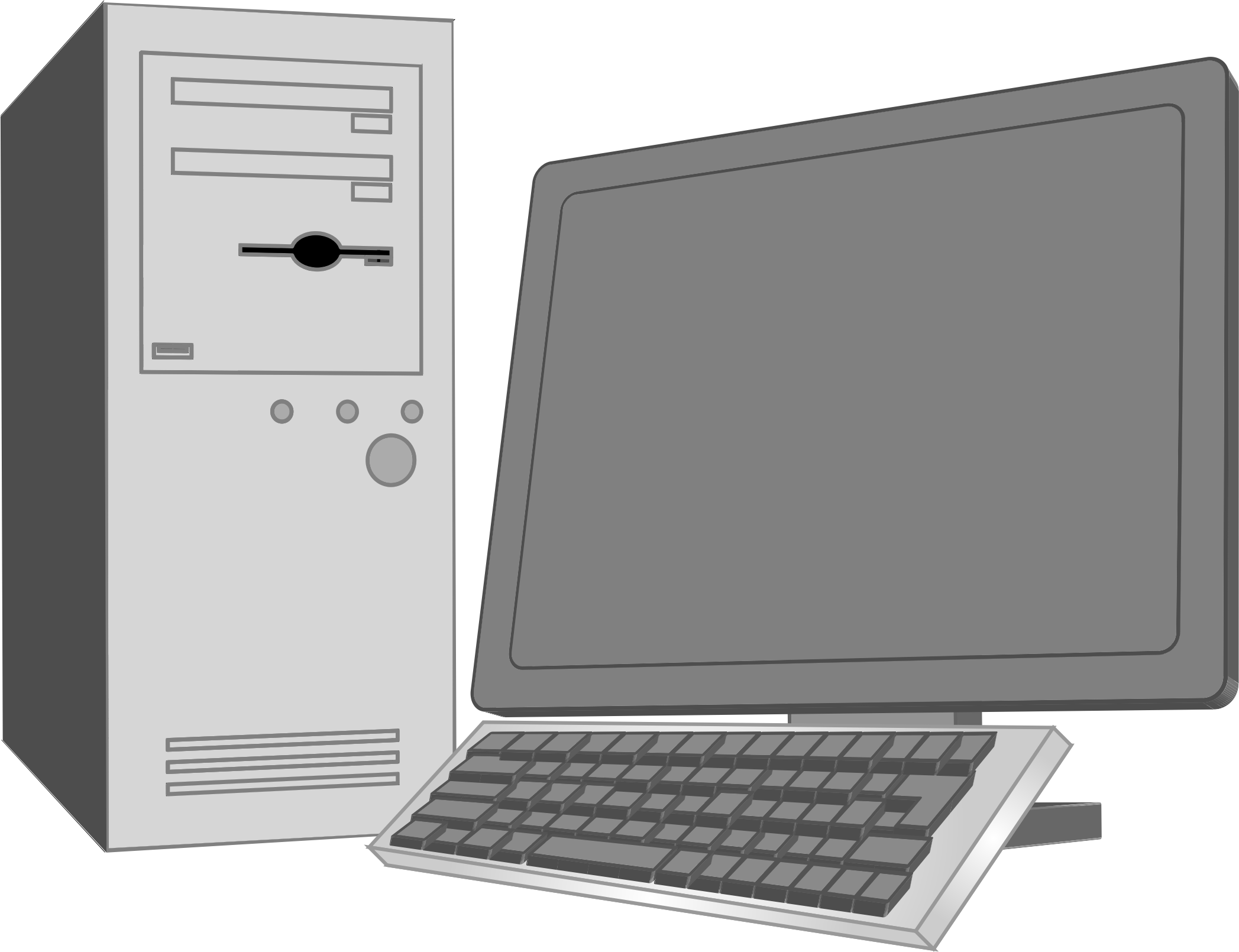 desktop computer by ozawa