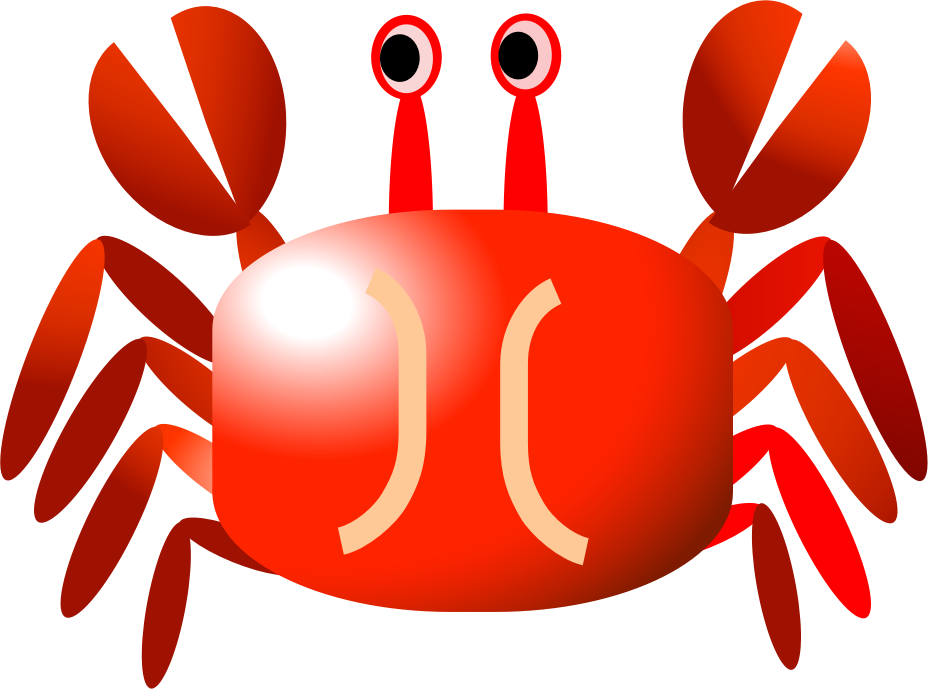 Red Crab by TA