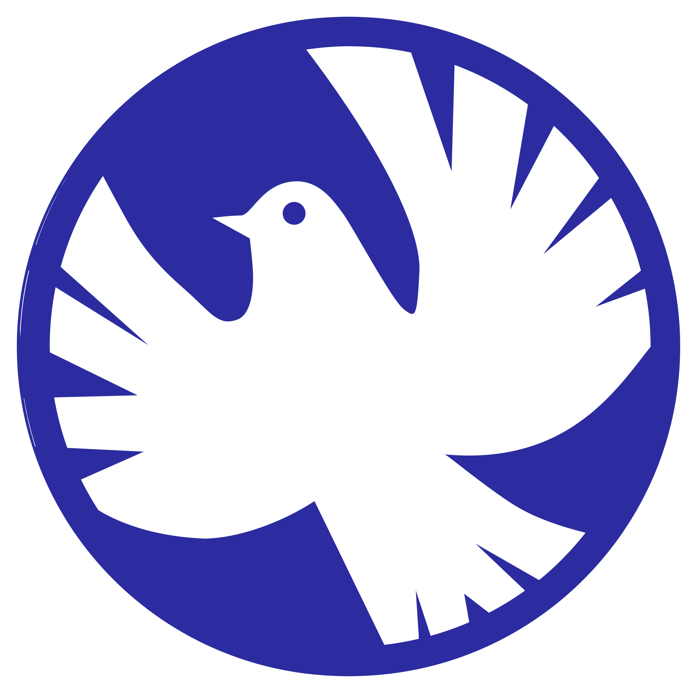 peace dove by worker