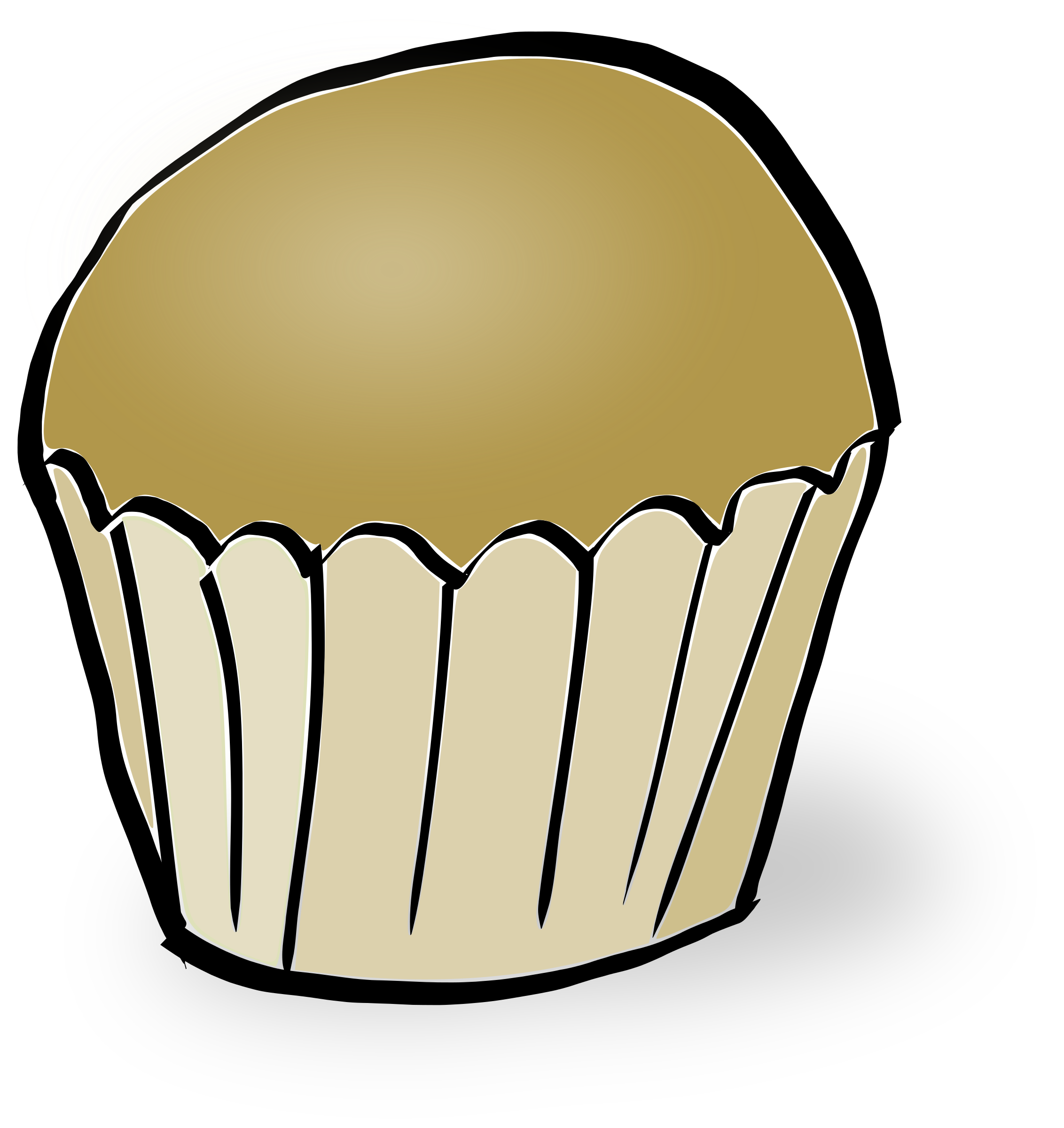 Muffin by rubejar