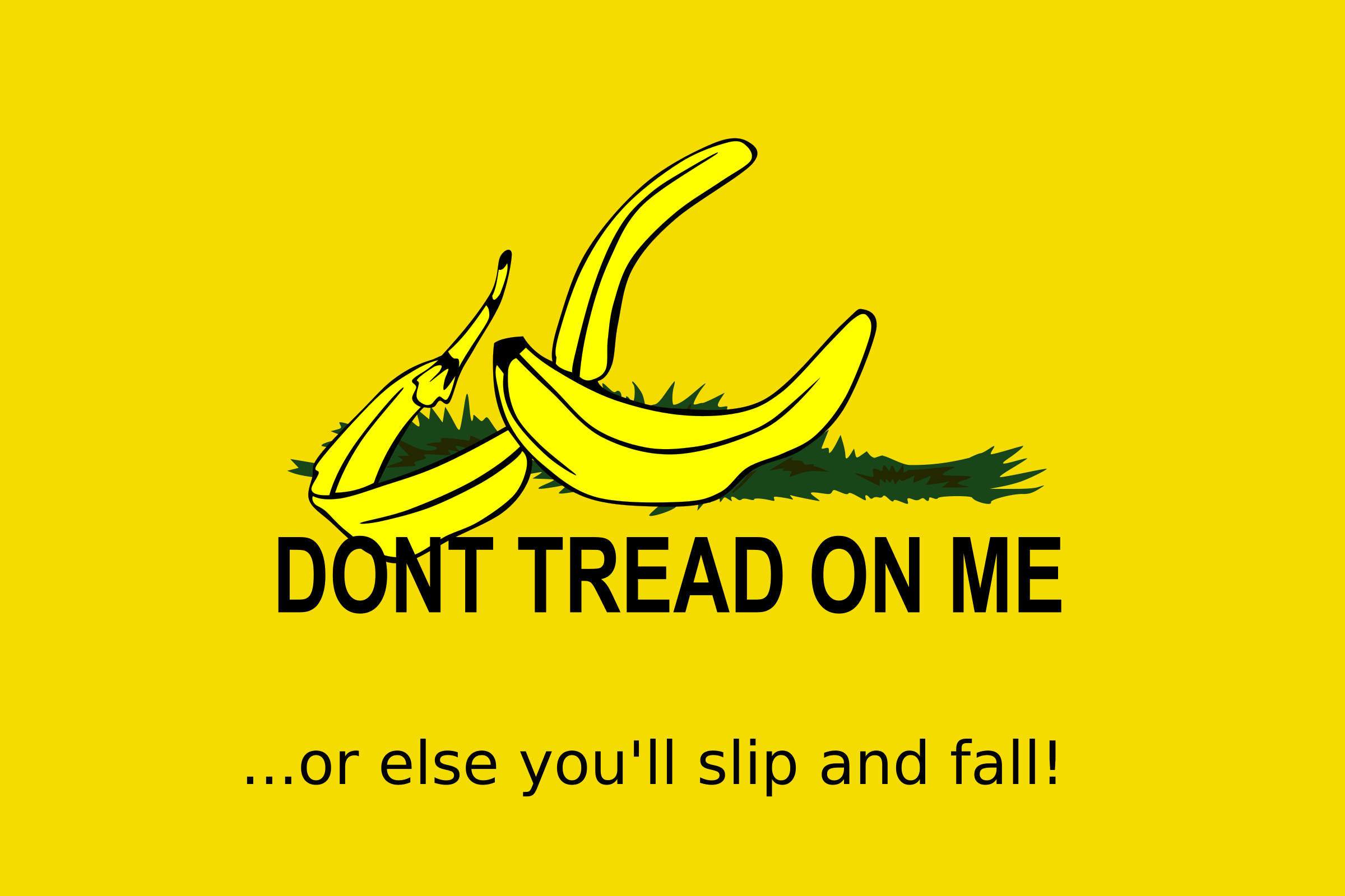Don't Tread On Me (Banana Peel Remix) by Nerd42
