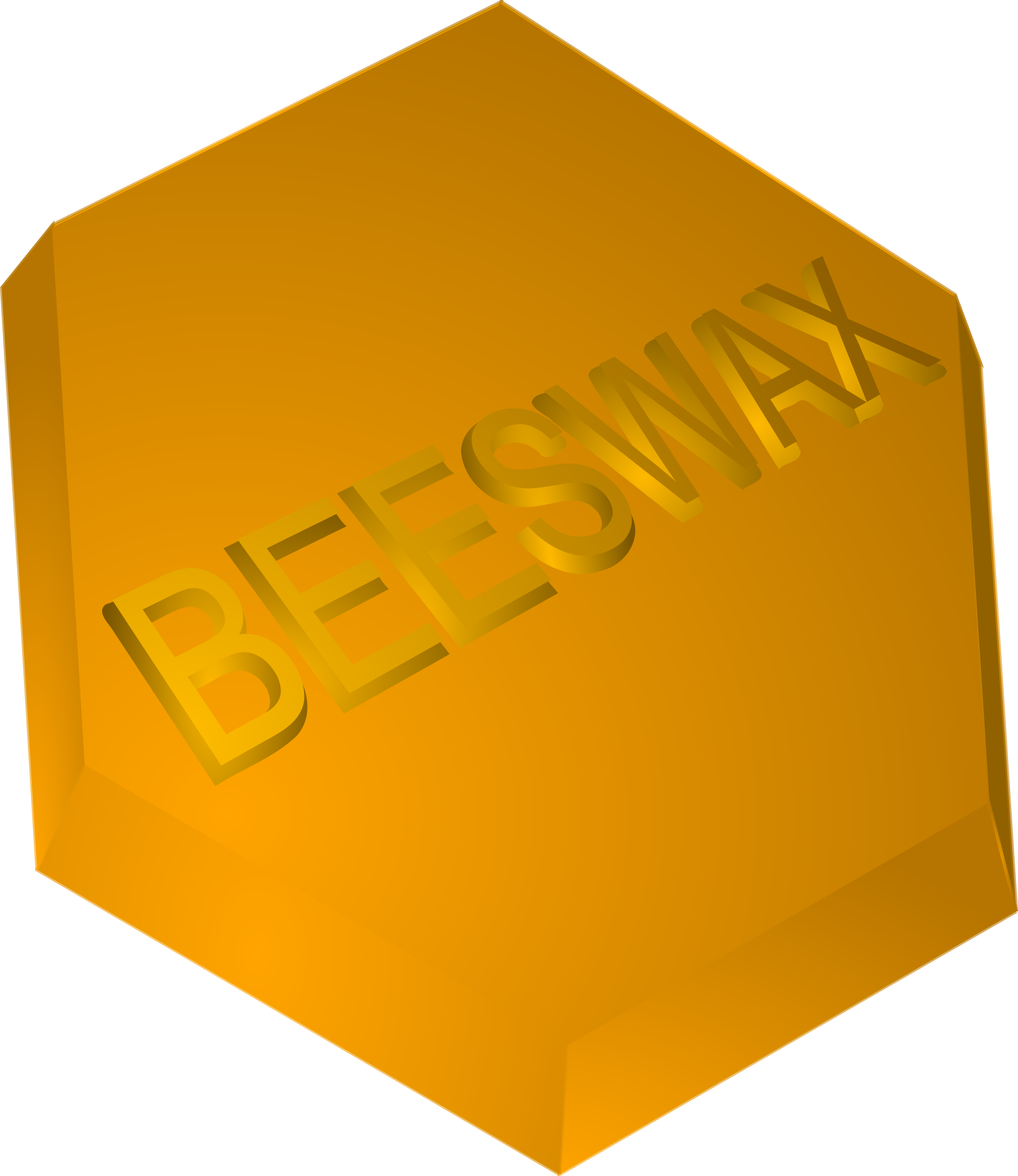 Beeswax Block by jesseakc