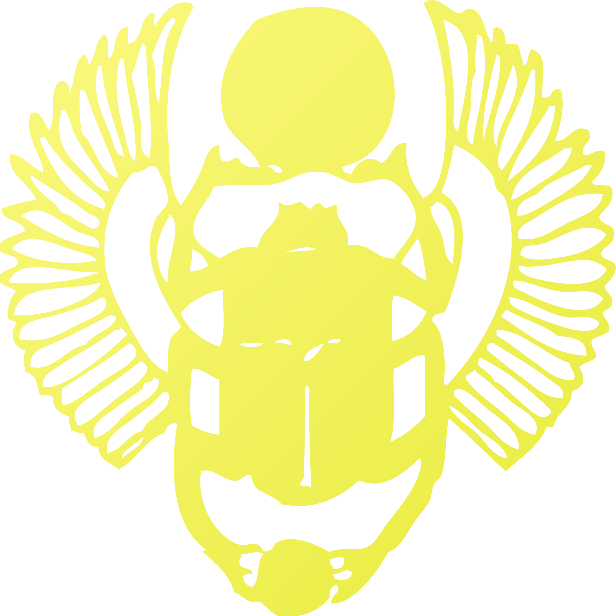 Golden Scarab by terrybain