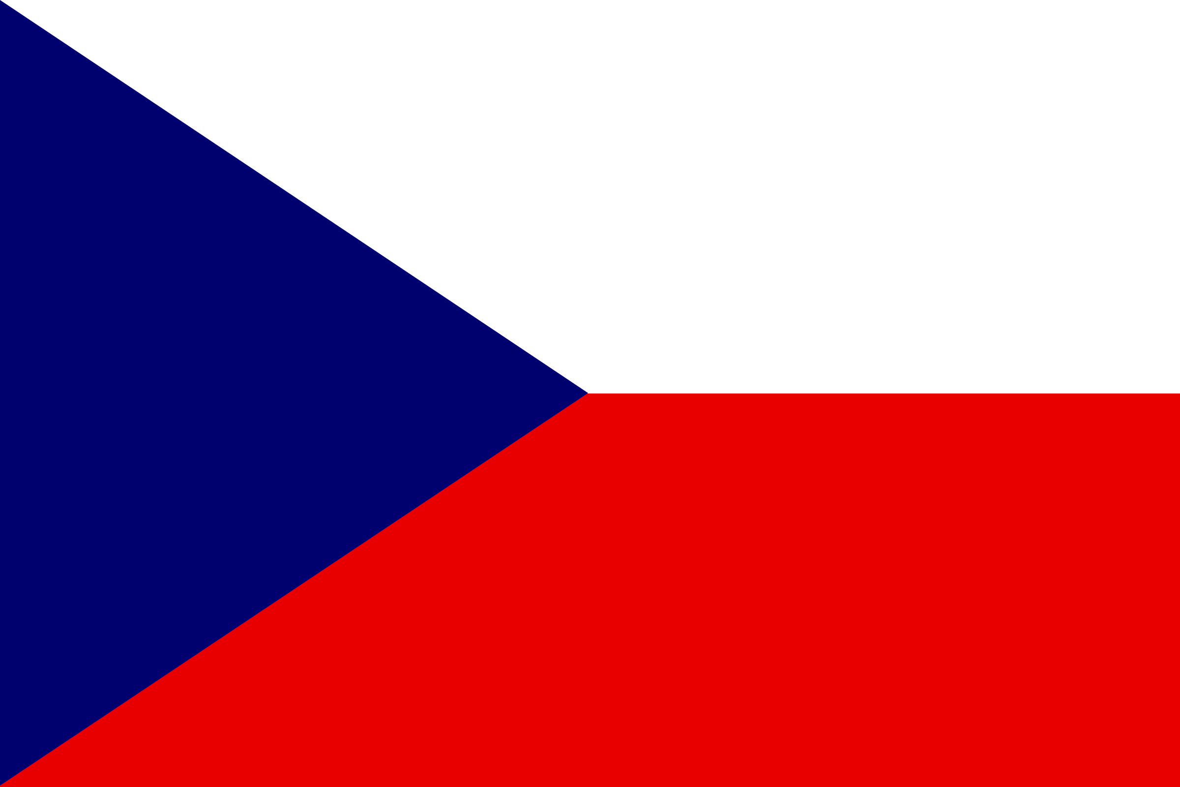 Flag of the Czech Republic by tobias