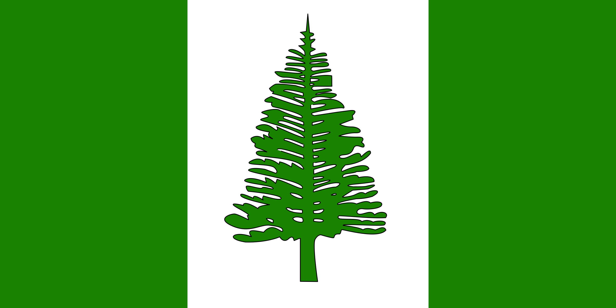Flag of Australia - Norfolk Islands by tobias