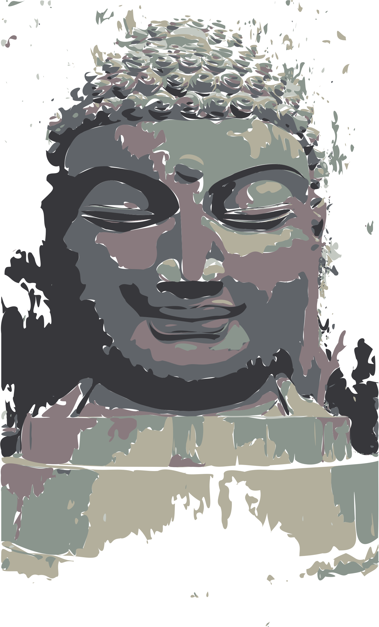 Buddha Remixed by rejon