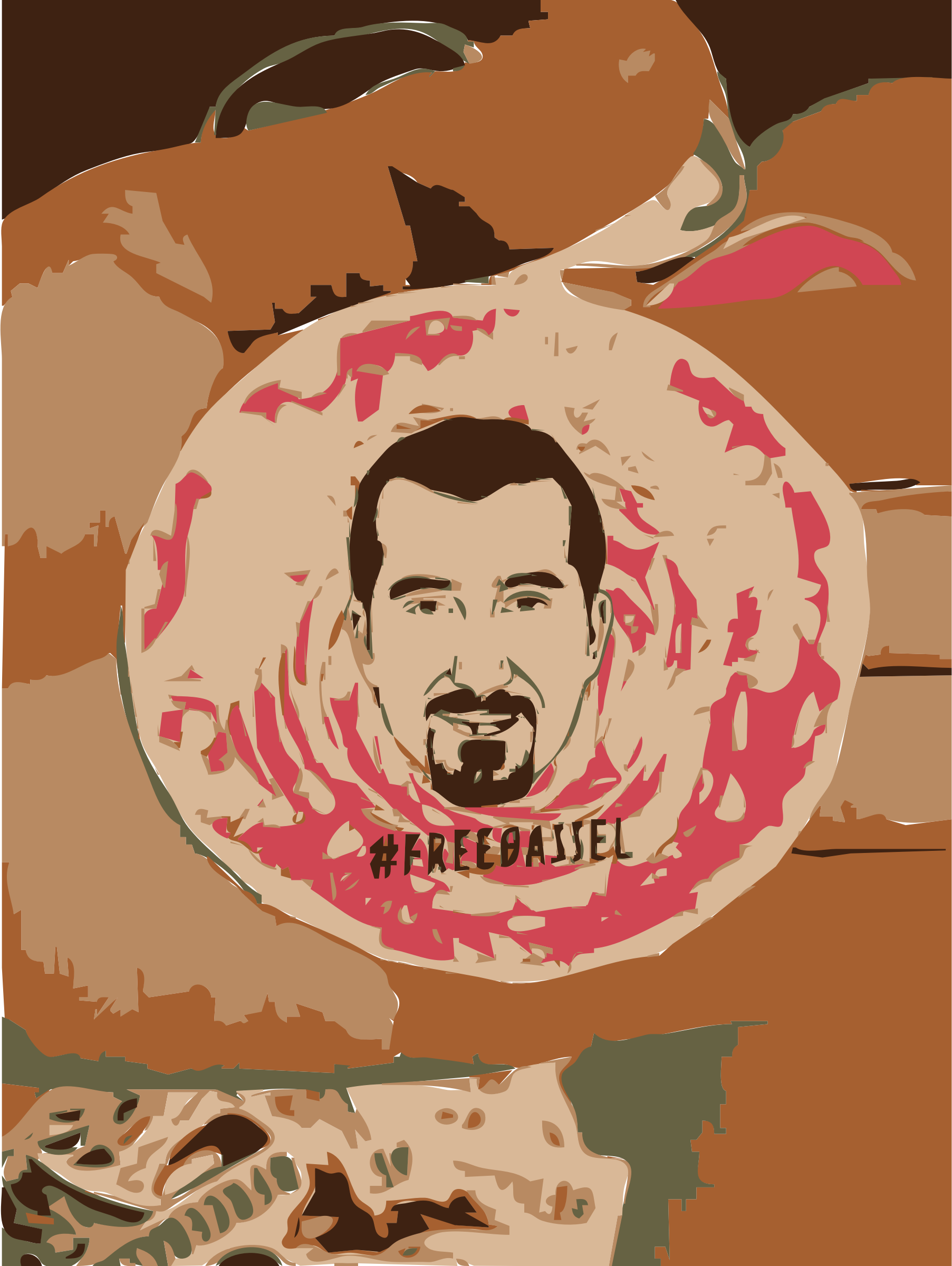 Freebassel on hand by rejon