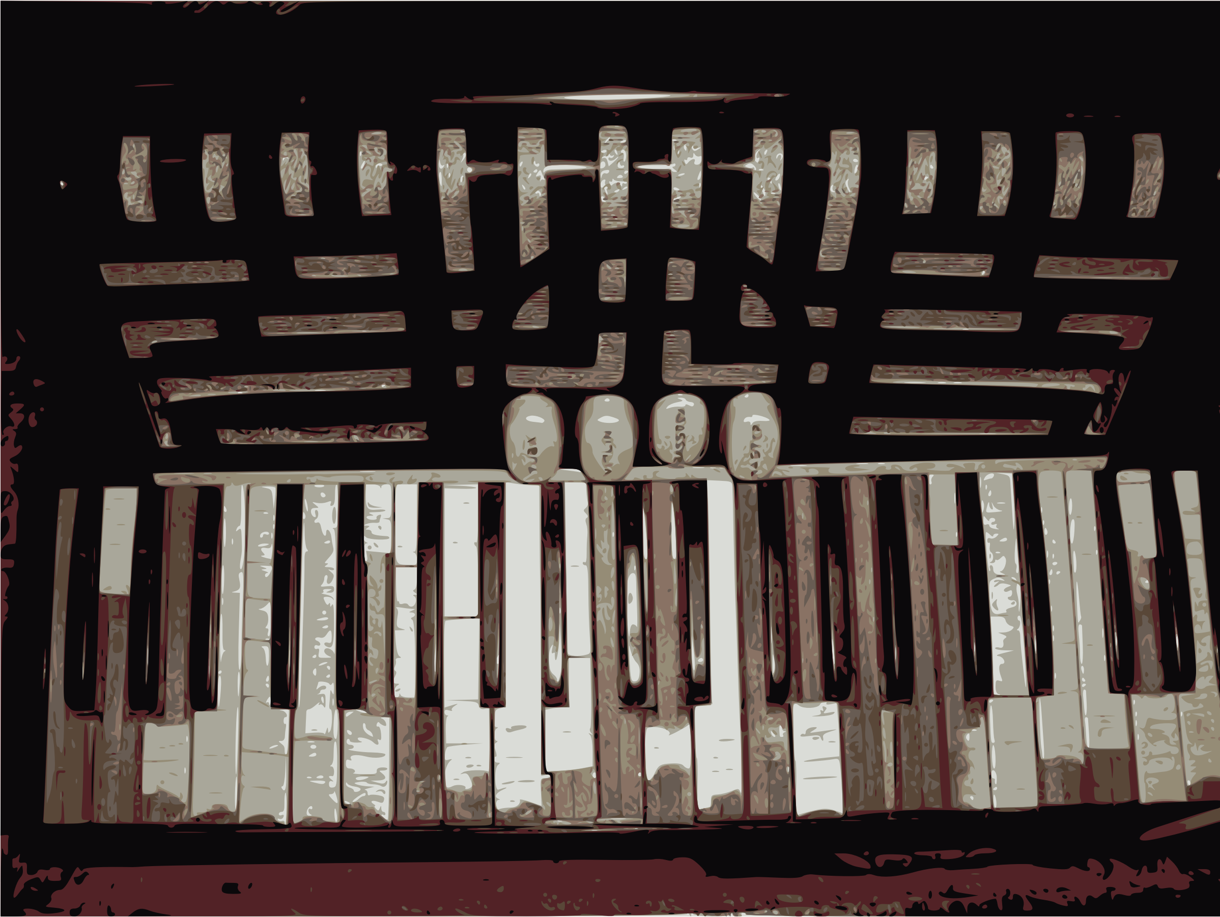 Old Accordian by Child_of_Light