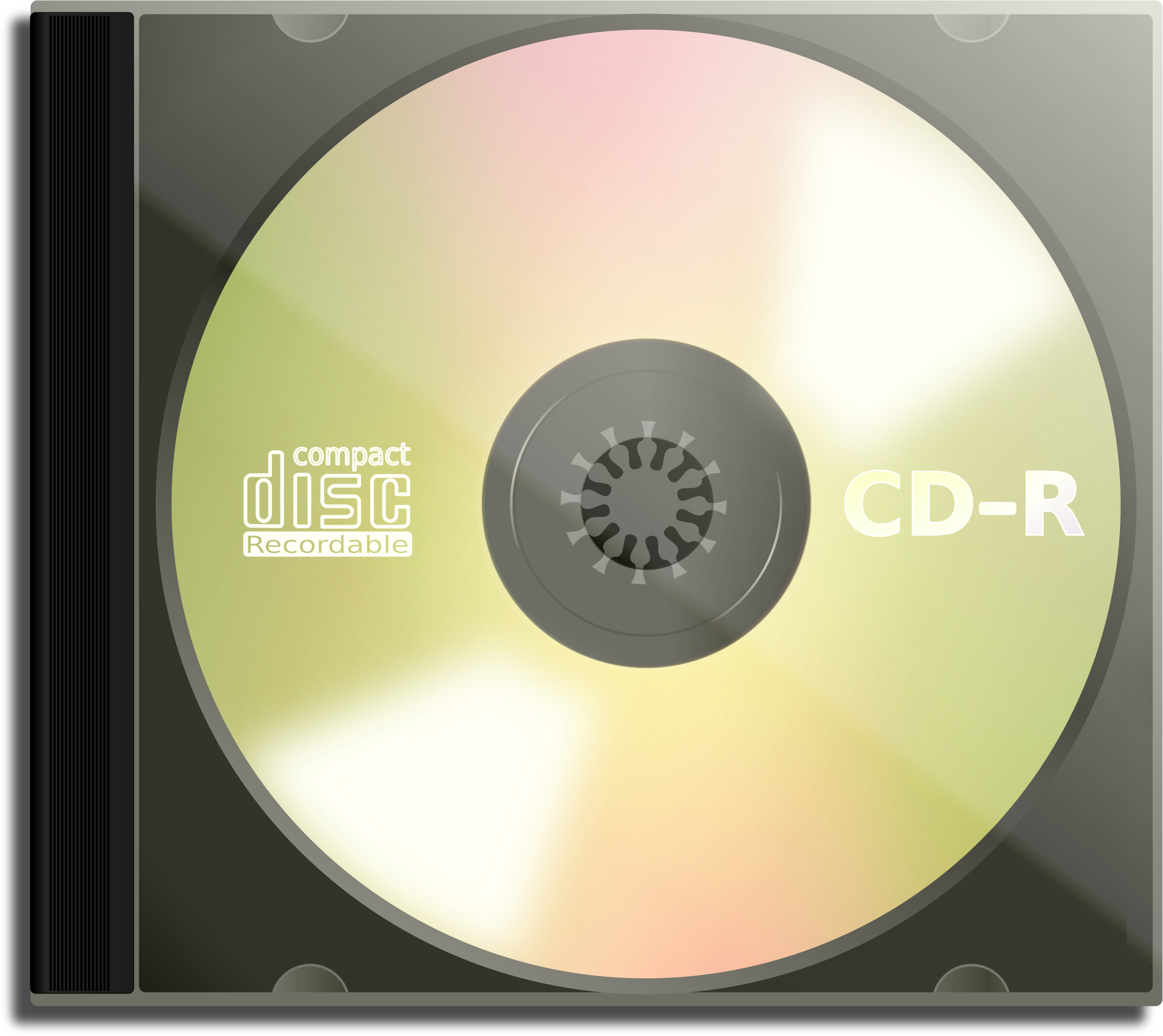CD-R Compact Disc-Recordable by Keistutis