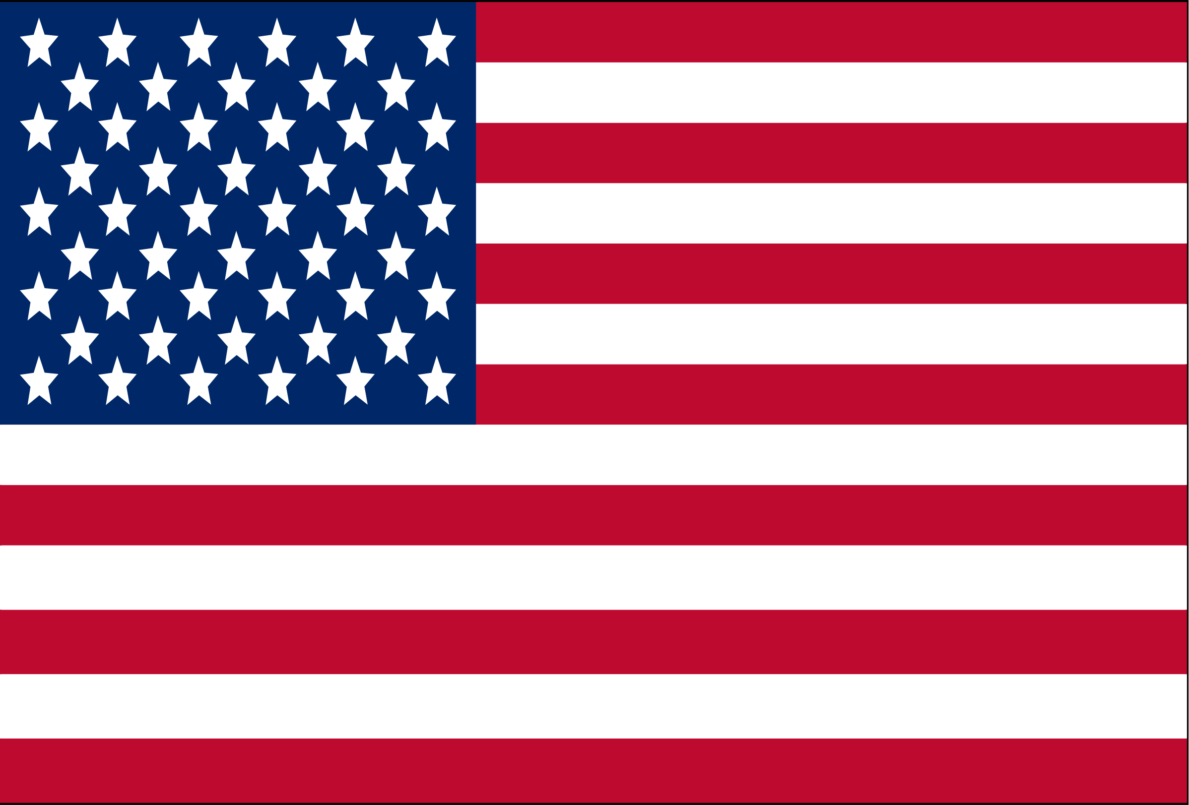 U.S.A. Flag by Caitmall