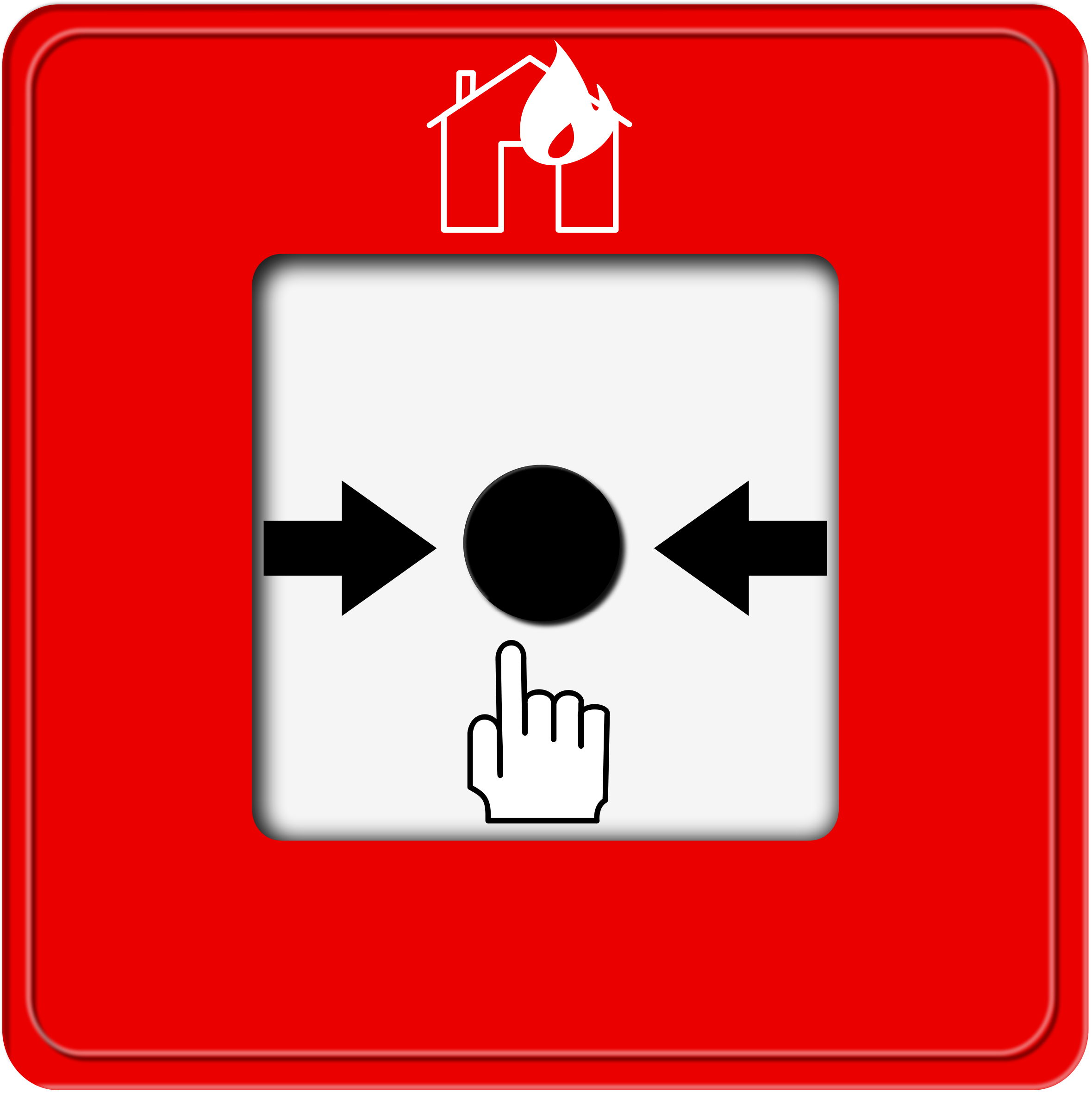 Fire Alarm Pushbutton by mi_brami