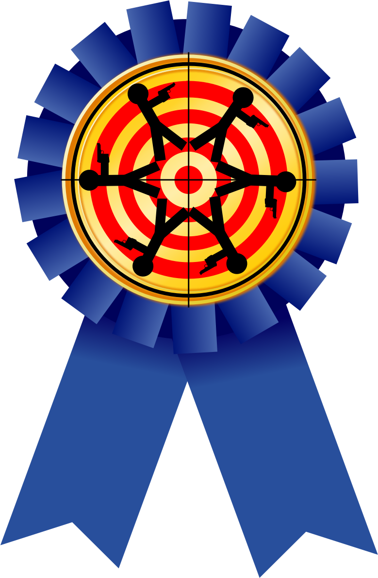 Unfriendly Fire Award by bloodsong