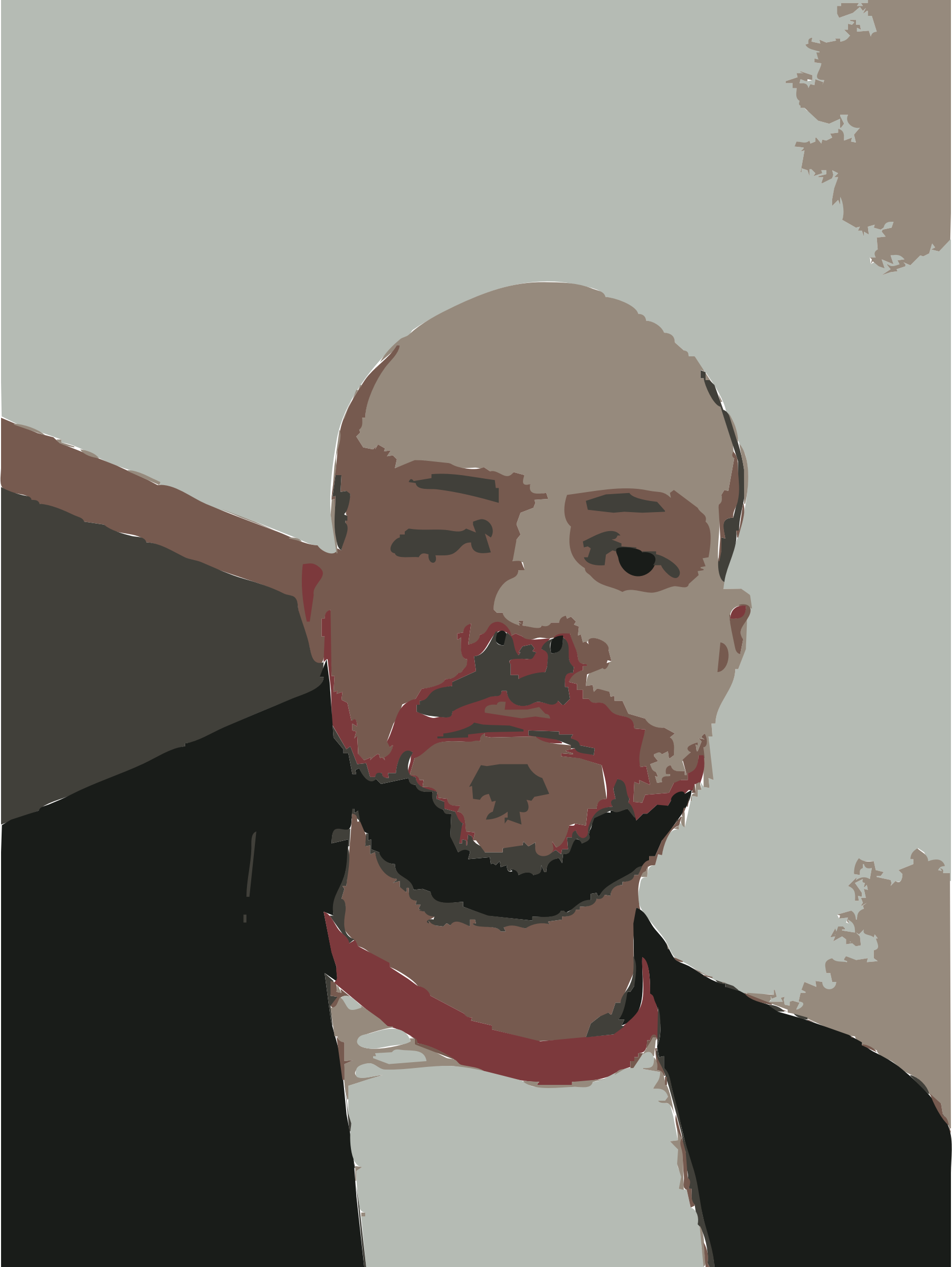 Rejon with beard avatar by rejon