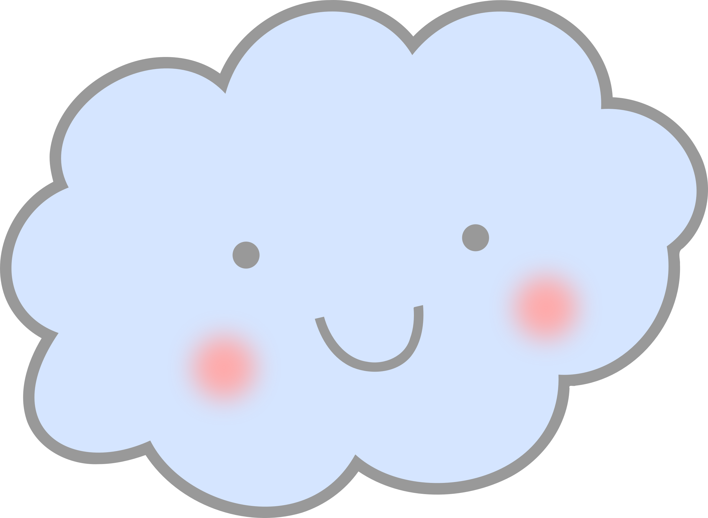 Cute Cloud by uroesch