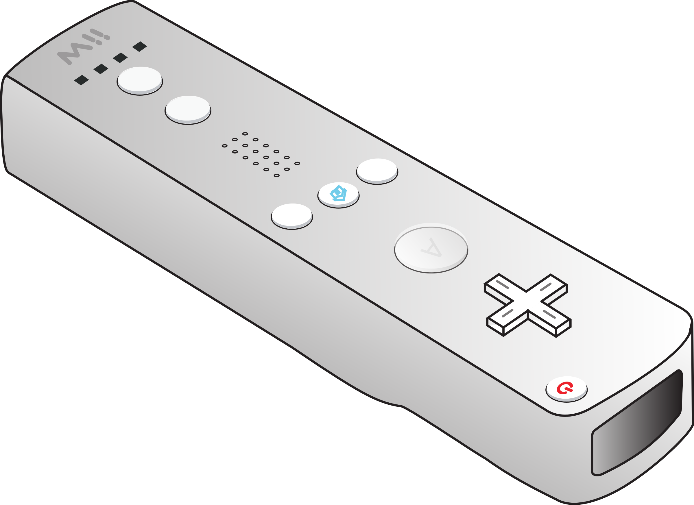 Wiimote by sepp1234