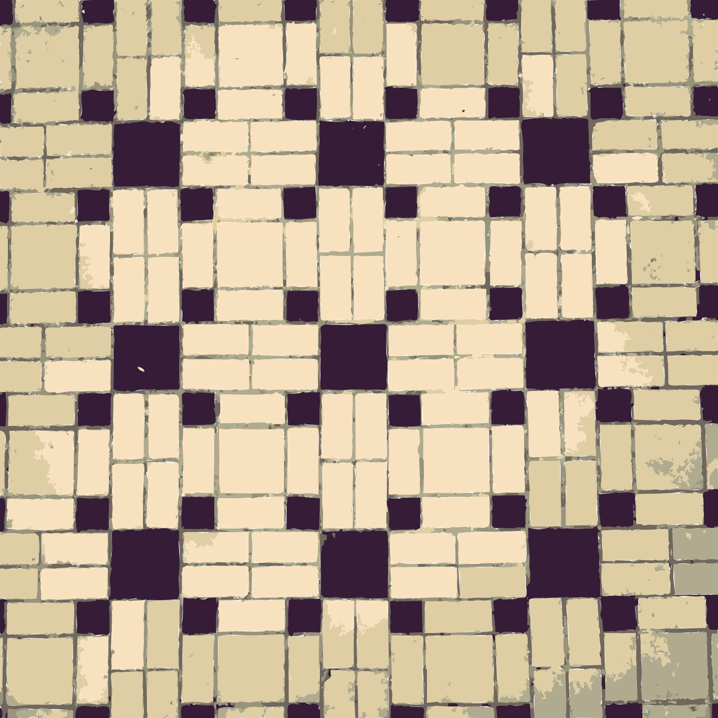 Patterns from floor and ceiling 1 by rejon