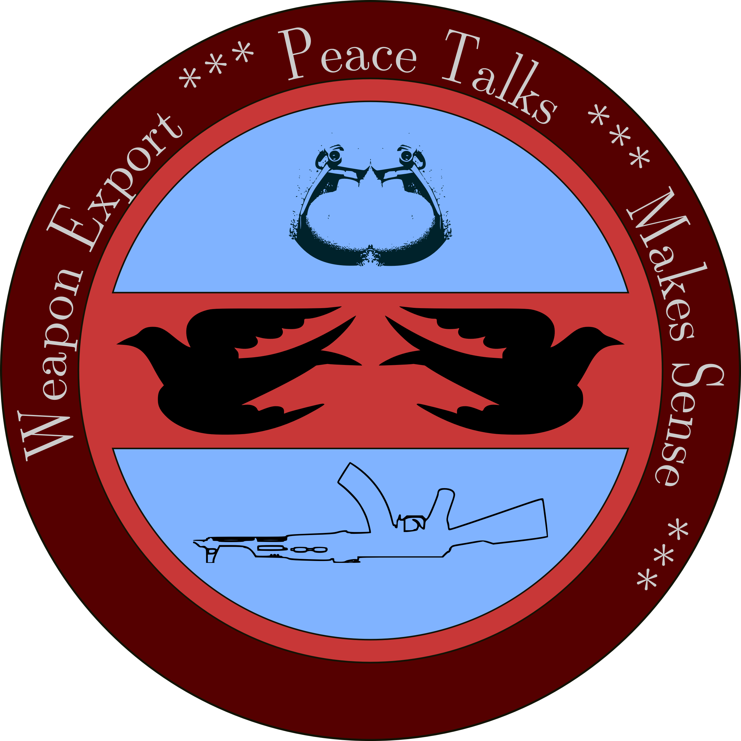 Peace Talks & Weapon Export -- Patch by cibo00