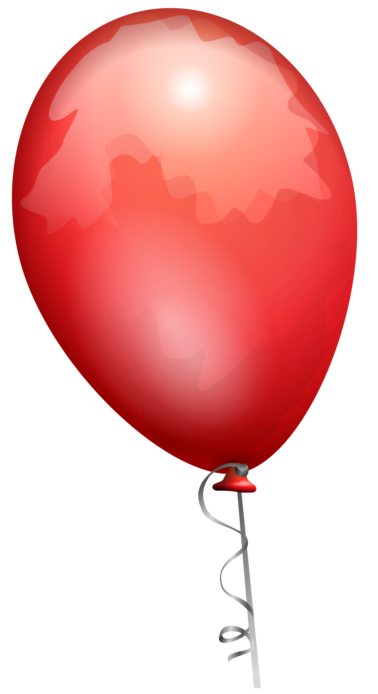Red balloon by AJ