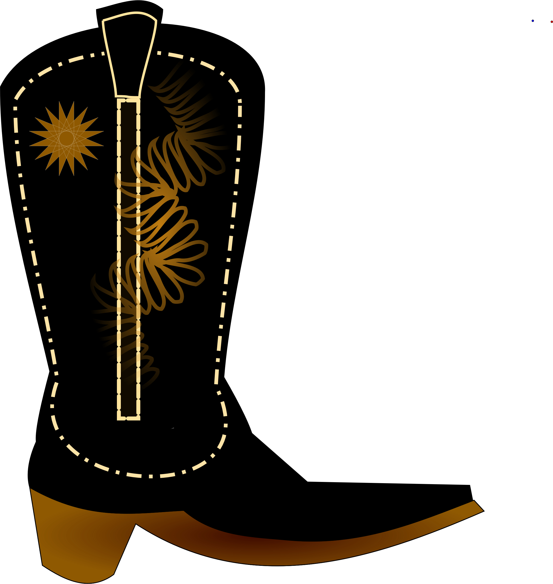 black santiag by chatard
