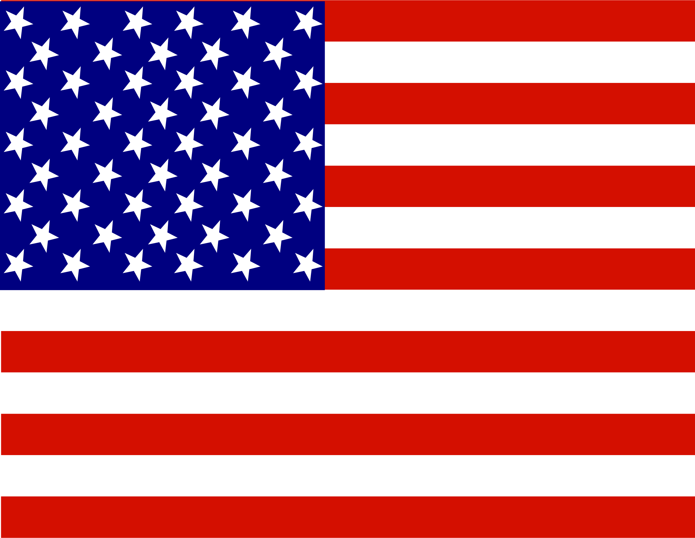 U.S.A. Flag by MTDEWBUNNY