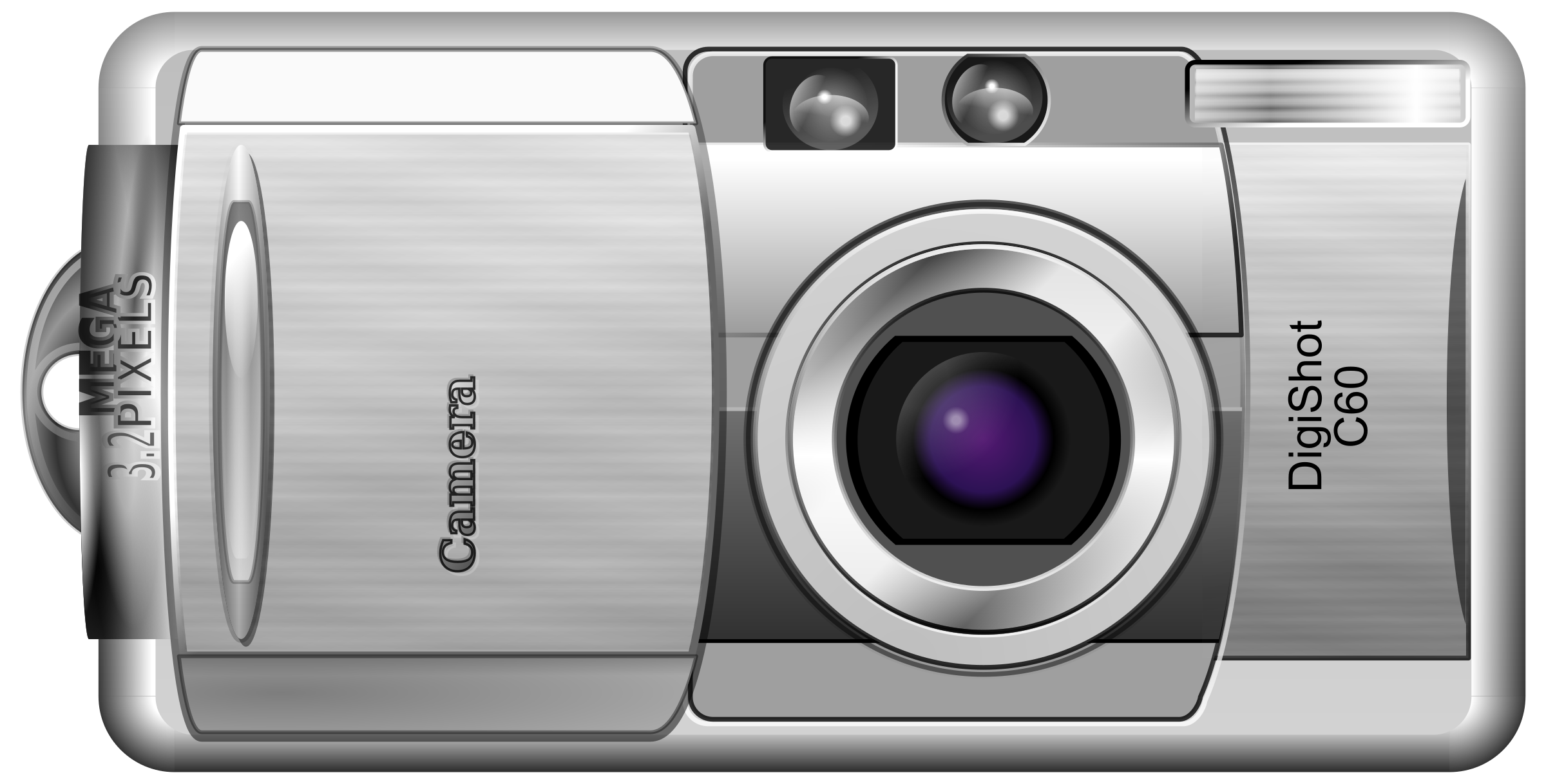 Digital Camera by AJ