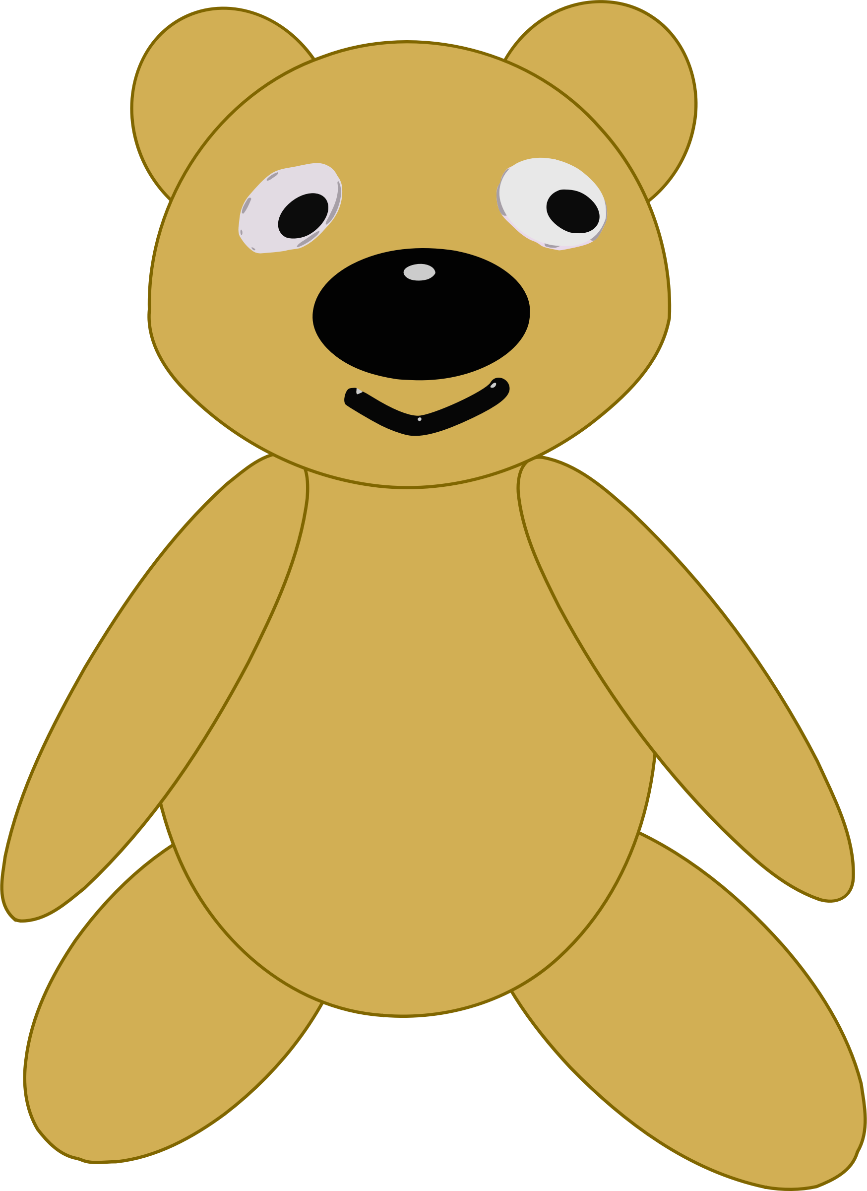 Teddy Bear by mazeo