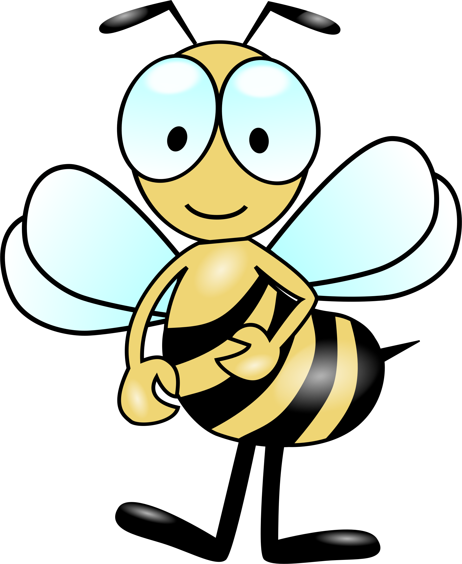 Bee - Bumblebee - Biene - Hummel by forestgreen