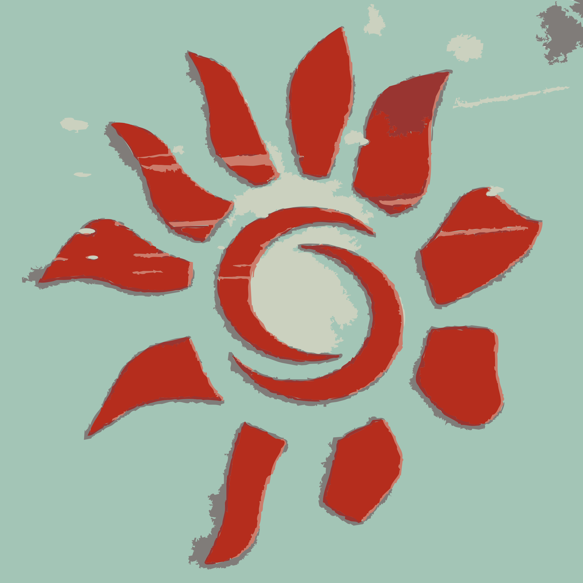A sun icon by rejon