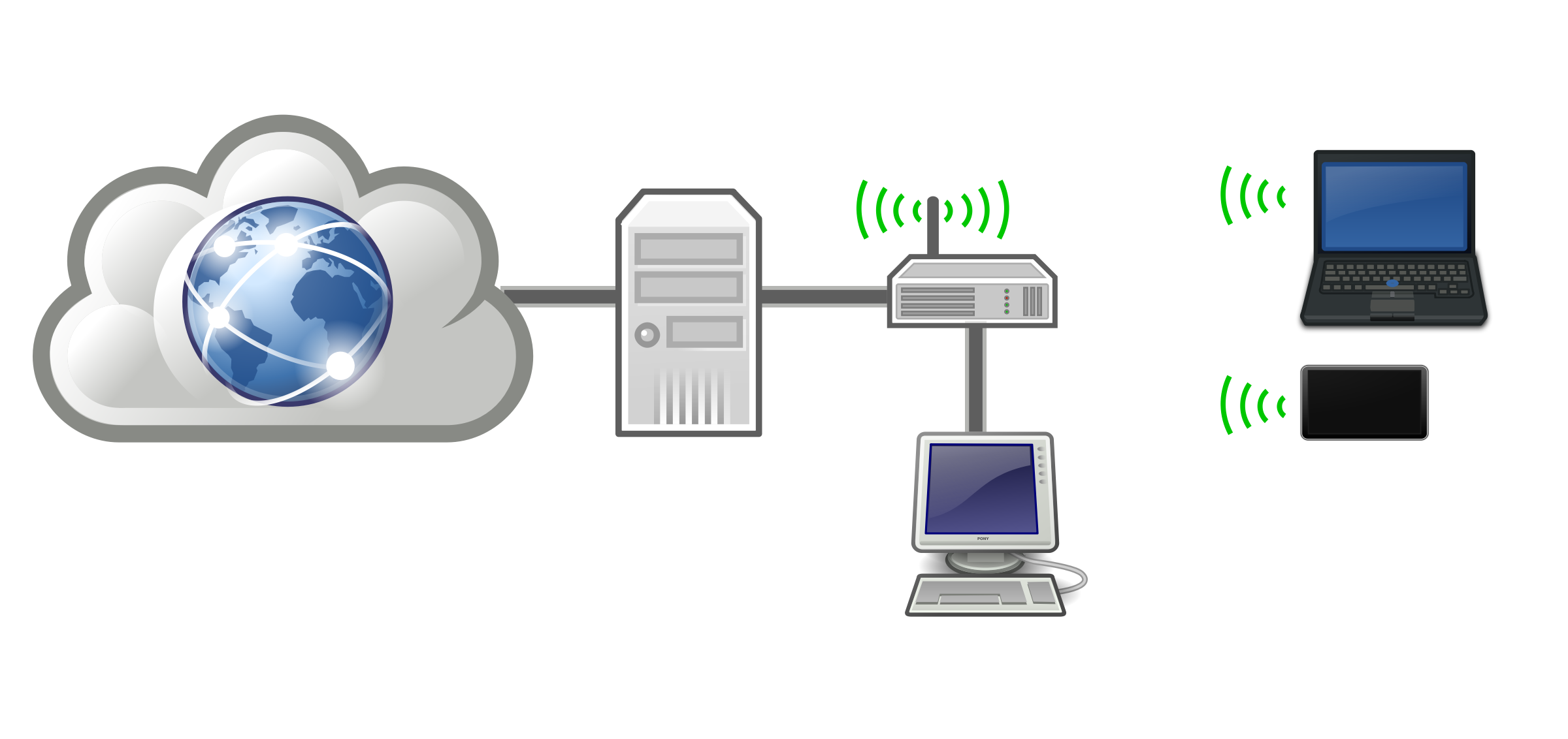 clipart home networking big image png