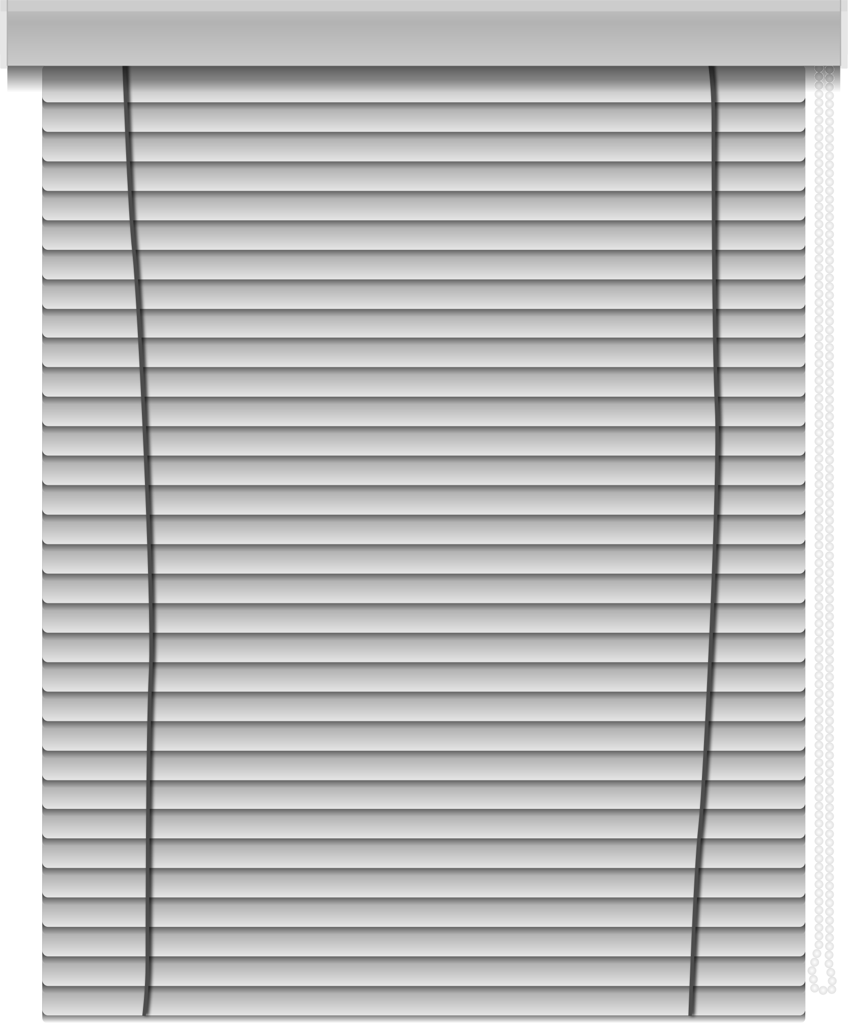 louver - window blinds by Gespenst